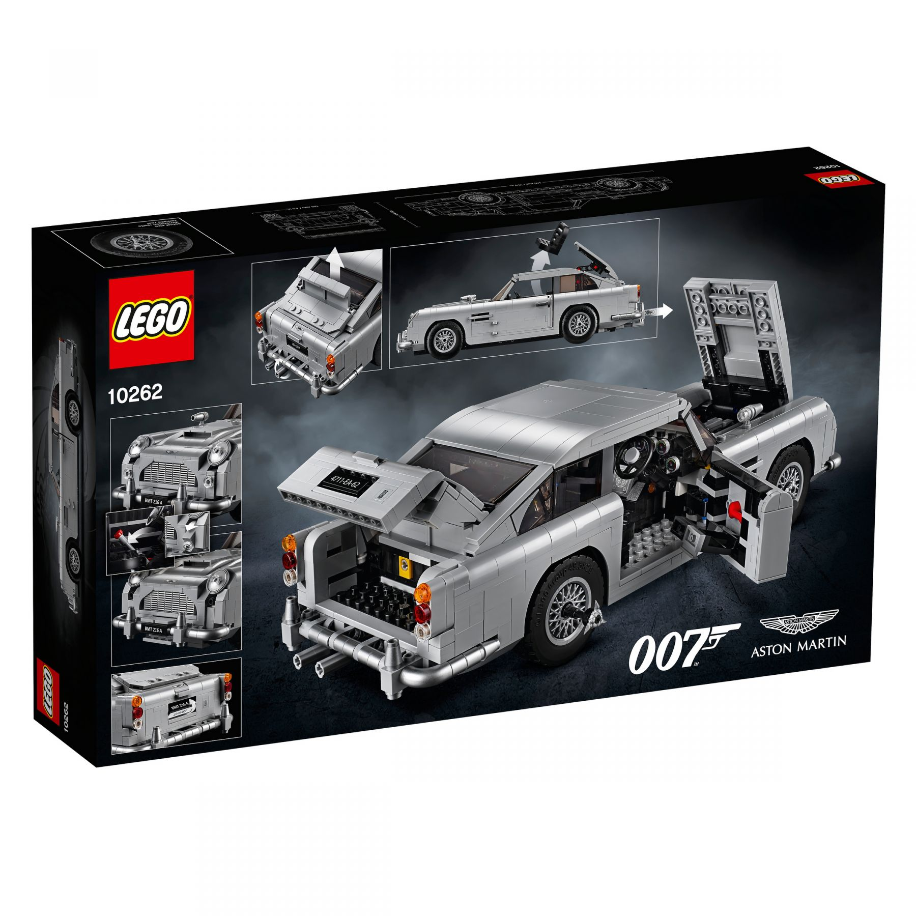 LEGO Advanced Models 10262 James Bond Aston Martin DB5 LEGO_10262_alt5.jpg