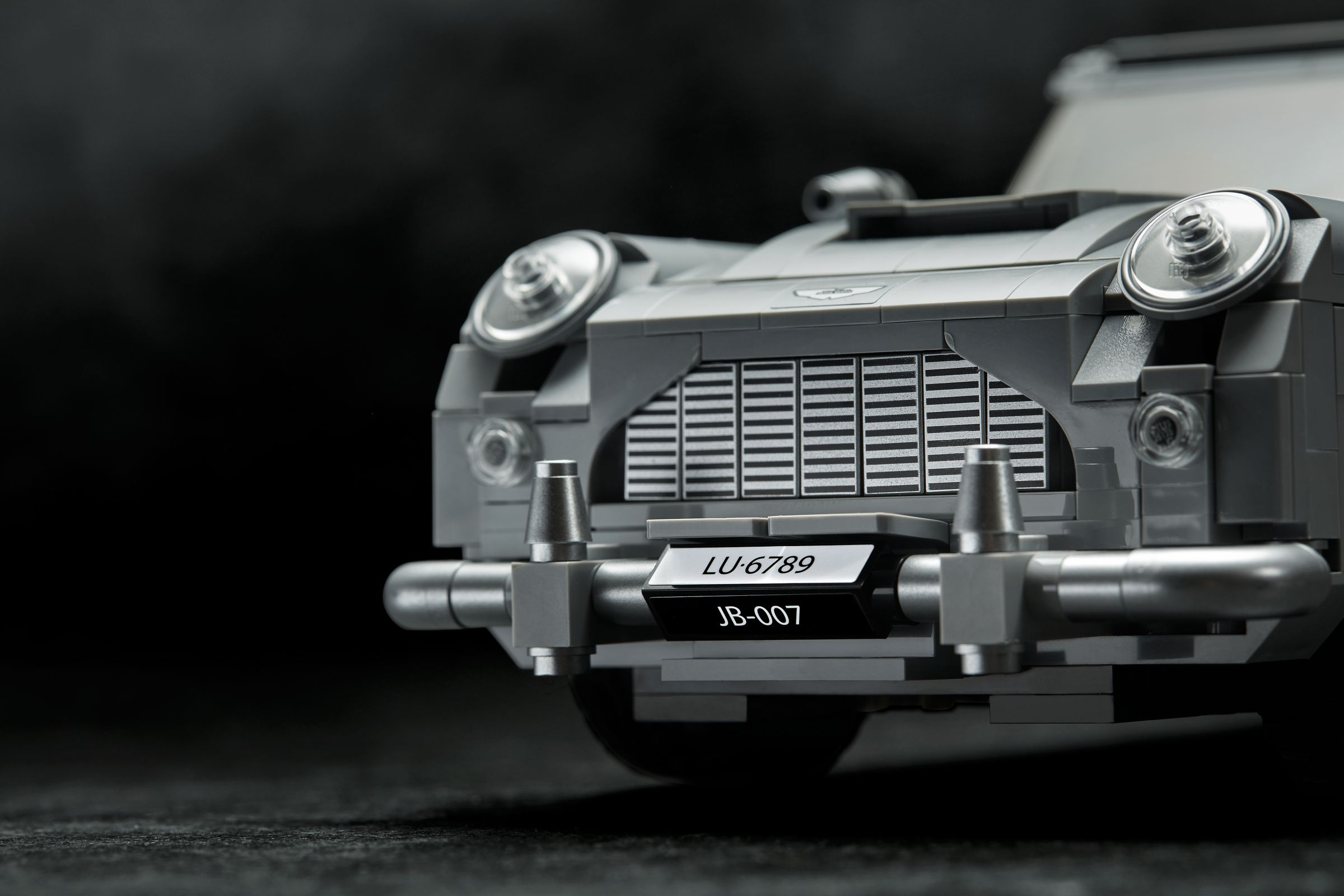 Lego 10262 James Bond Aston Martin Db5 Creator Expert