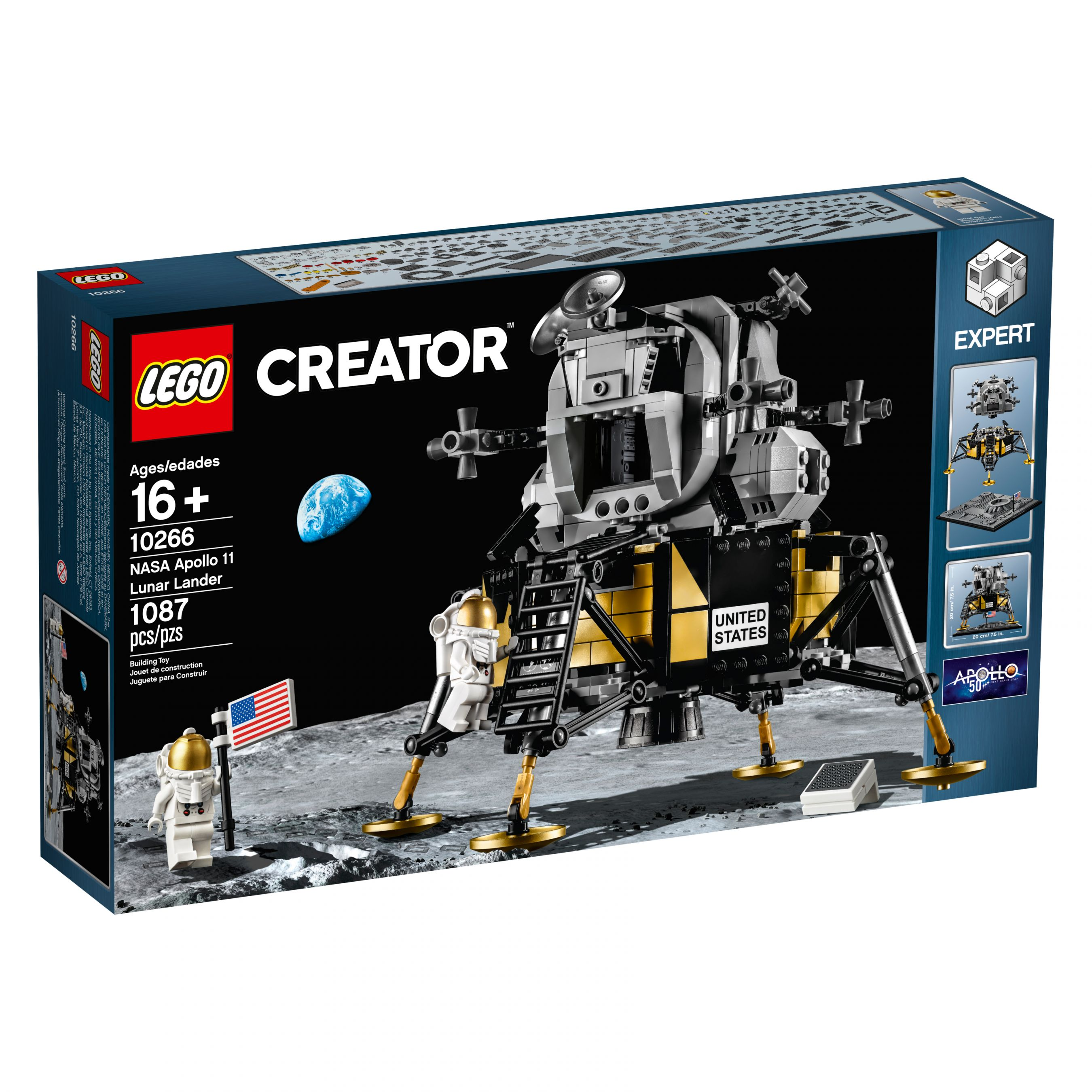 LEGO Advanced Models 10266 NASA Apollo 11 Mondlandefähre LEGO_10266_alt1.jpg