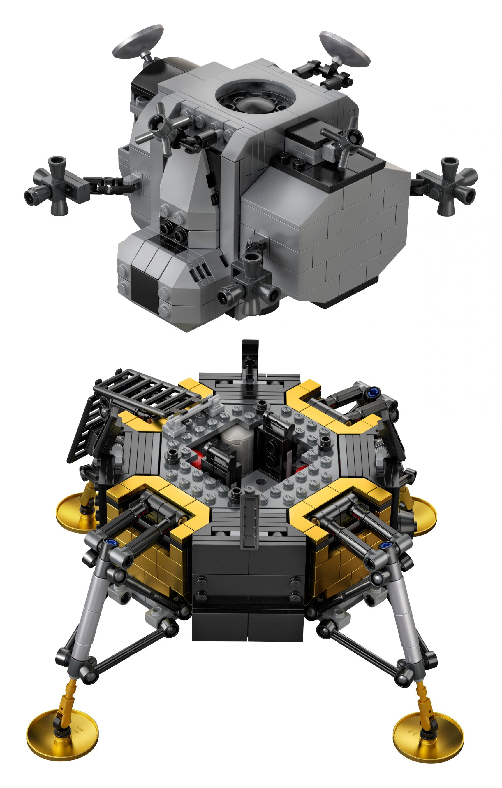 LEGO Advanced Models 10266 NASA Apollo 11 Mondlandefähre LEGO_10266_alt6.jpg