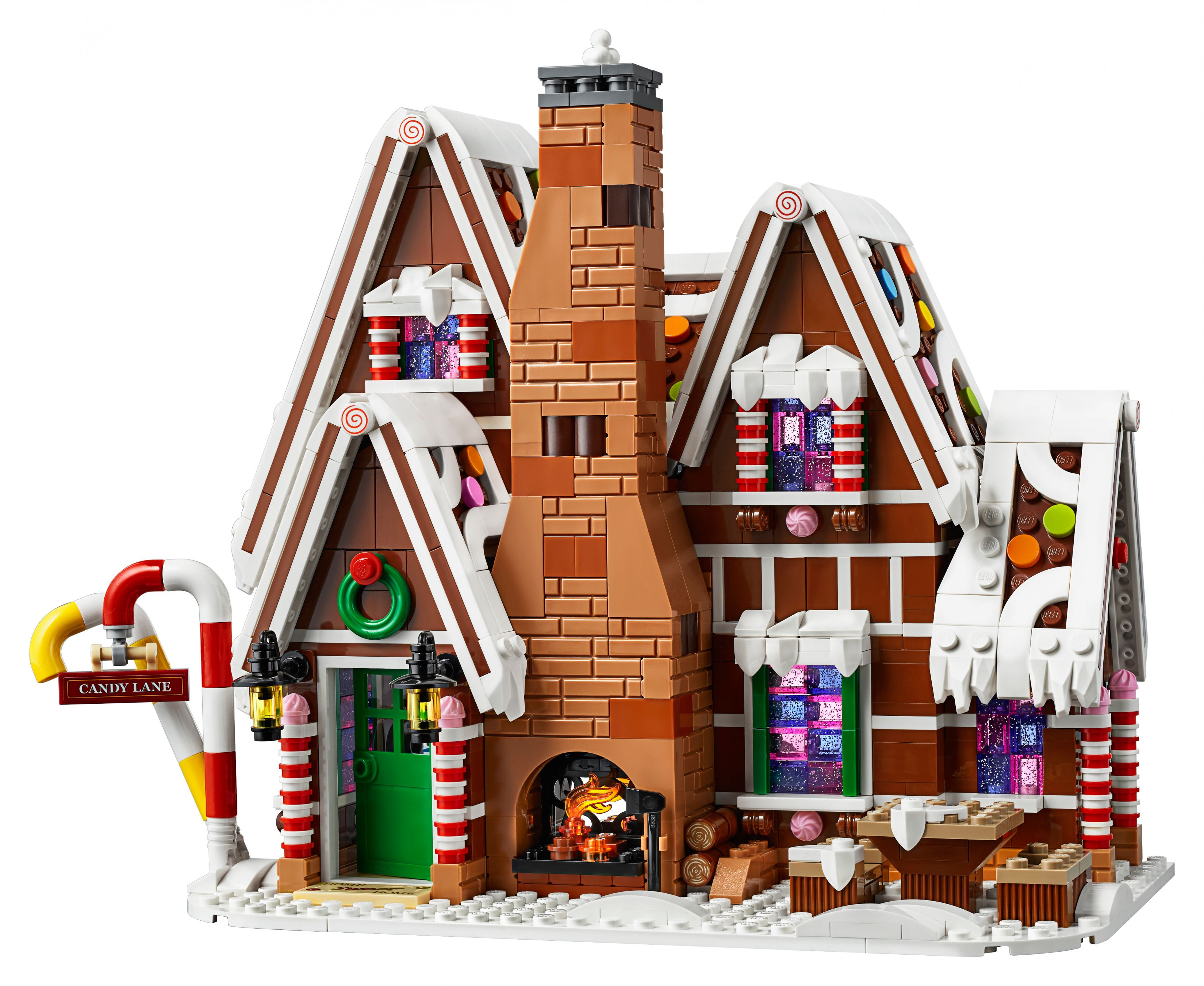 LEGO Advanced Models 10267 Lebkuchenhaus