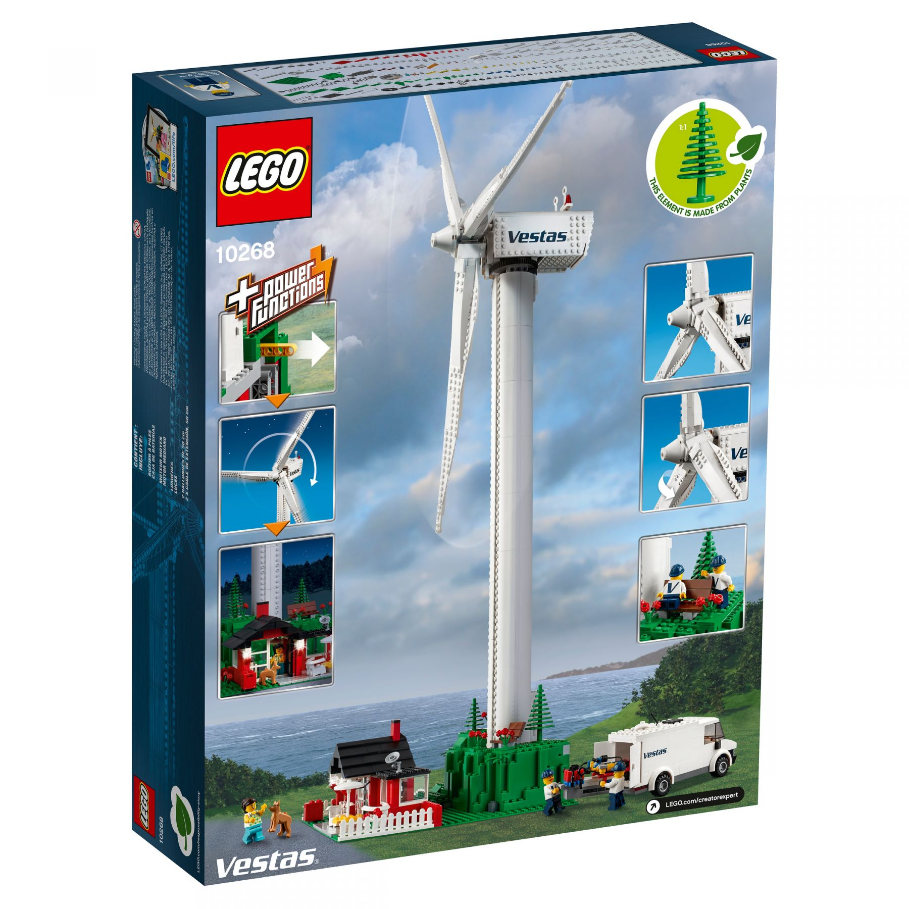 LEGO Advanced Models 10268 Vestas® Windkraftanlage LEGO_10268_alt11.jpg