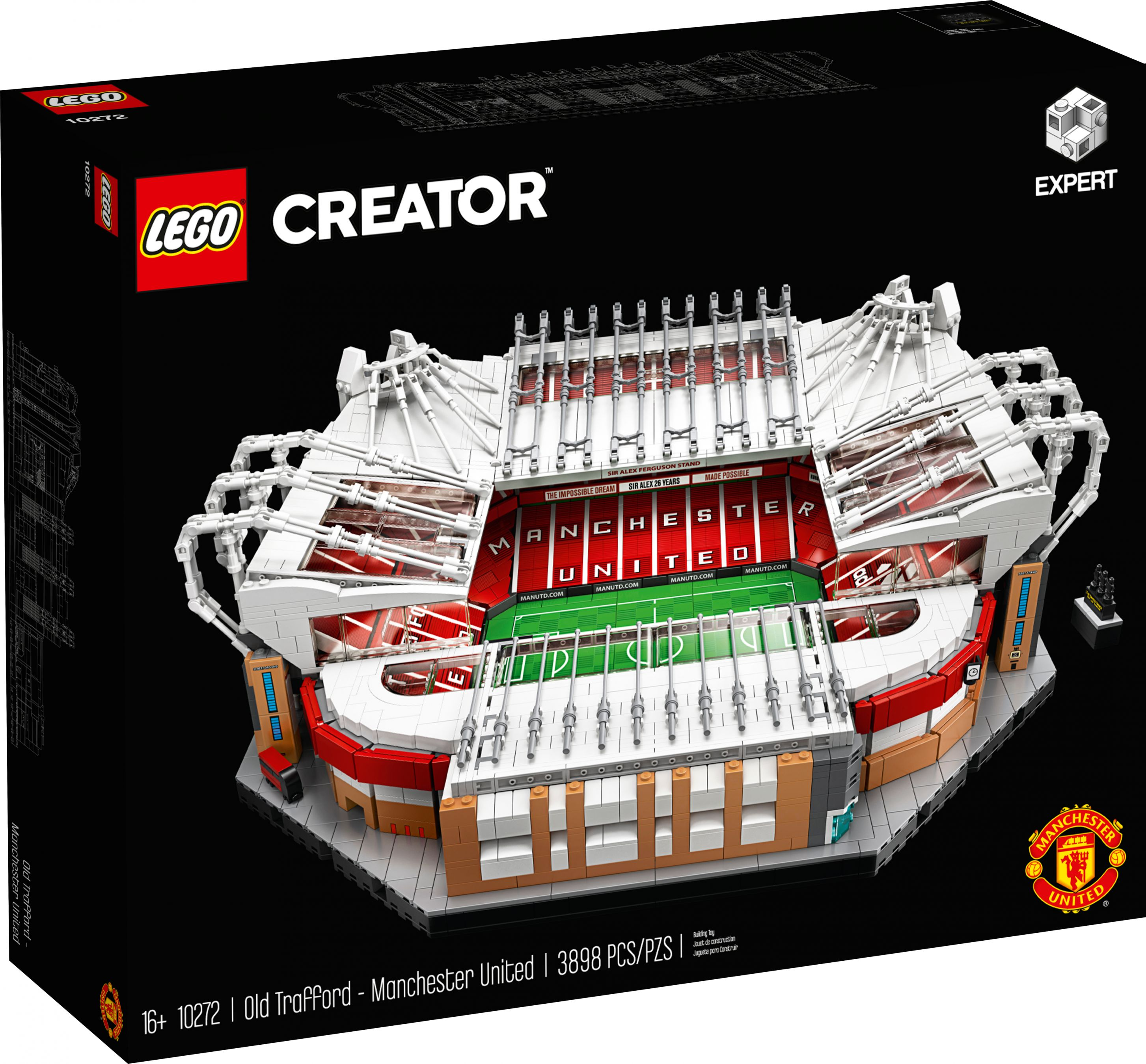 LEGO Advanced Models 10272 Old Trafford - Manchester United LEGO_10272_alt1.jpg