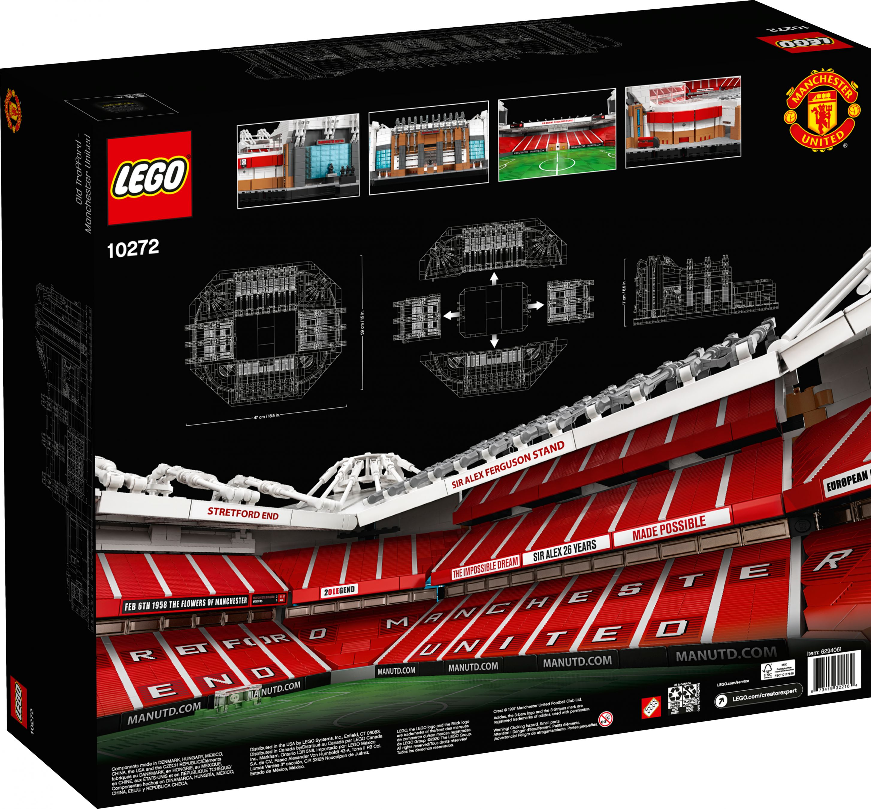 LEGO Advanced Models 10272 Old Trafford - Manchester United LEGO_10272_alt10.jpg