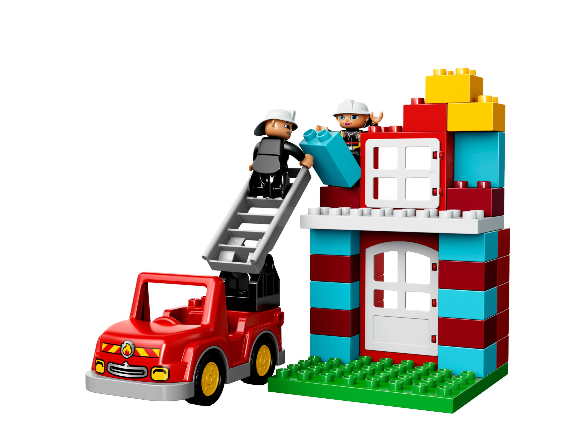 duplo fire station 10593 instructions