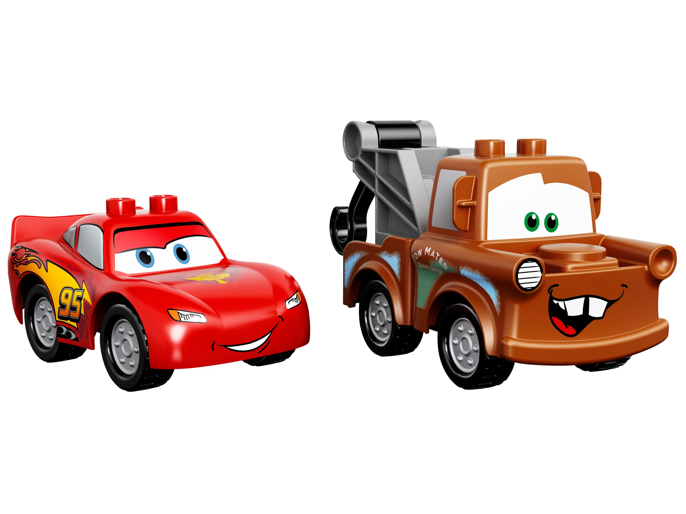 Lego Duplo Disney Pixar Cars Classic Race