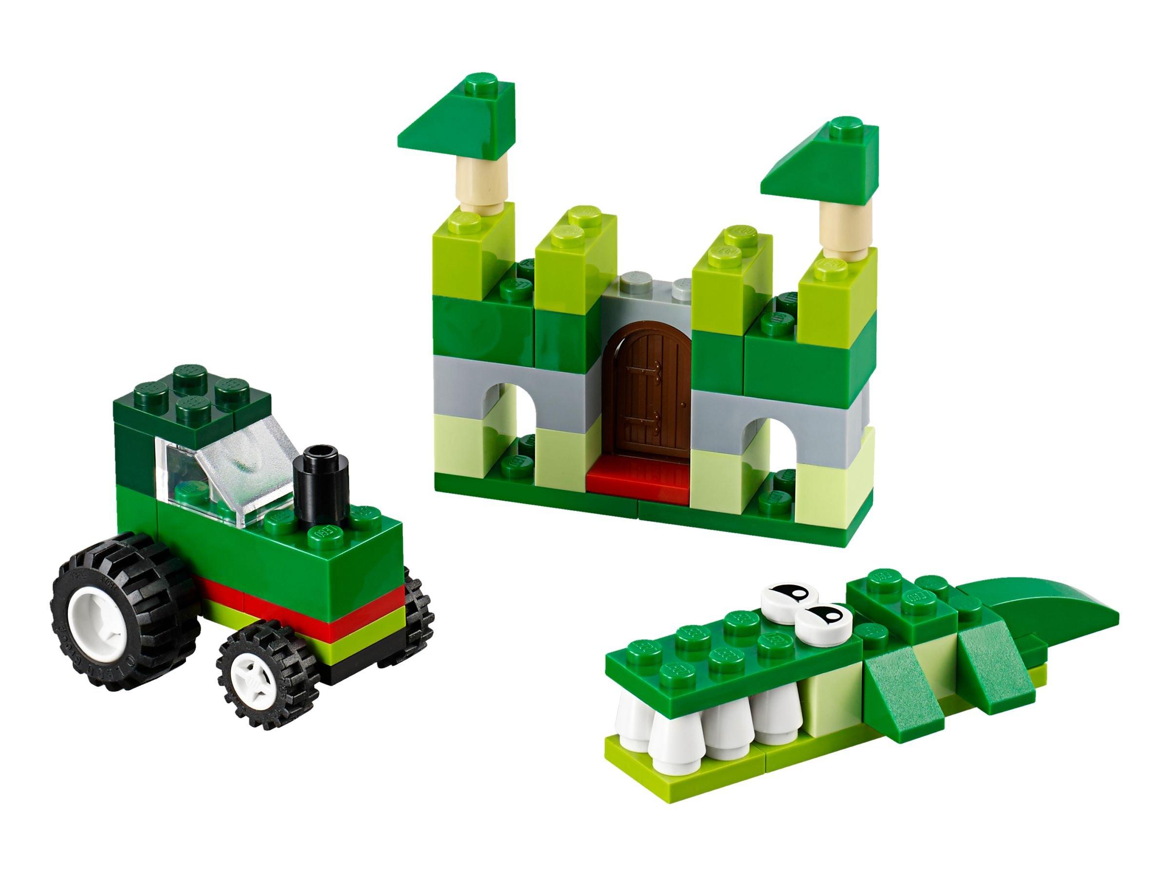 lego 10708 kreativ box gr n classic 2017 ab 3 49 30 gespart green creative box. Black Bedroom Furniture Sets. Home Design Ideas