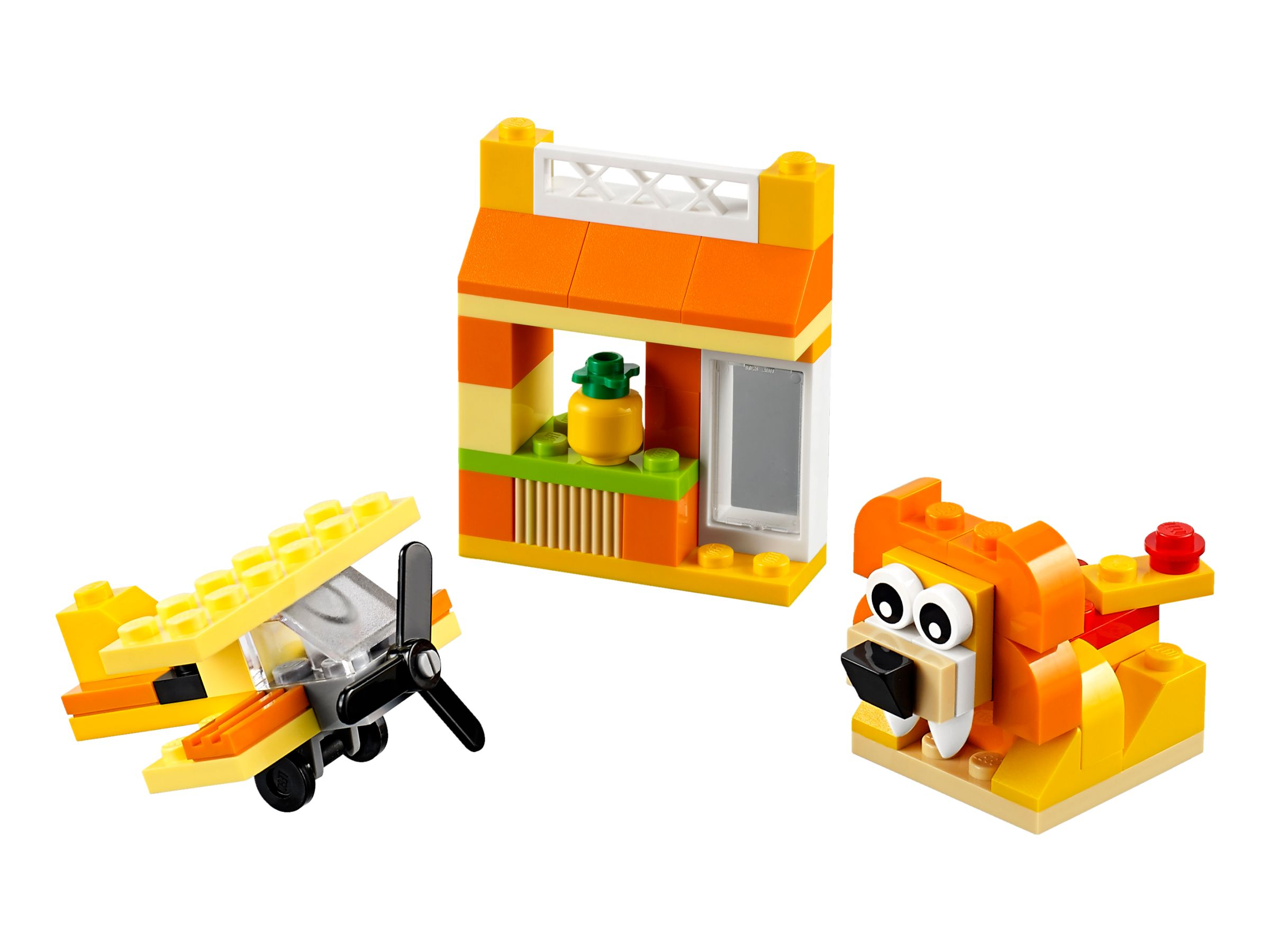 LEGO Classic 10709 Kreativ-Box Orange