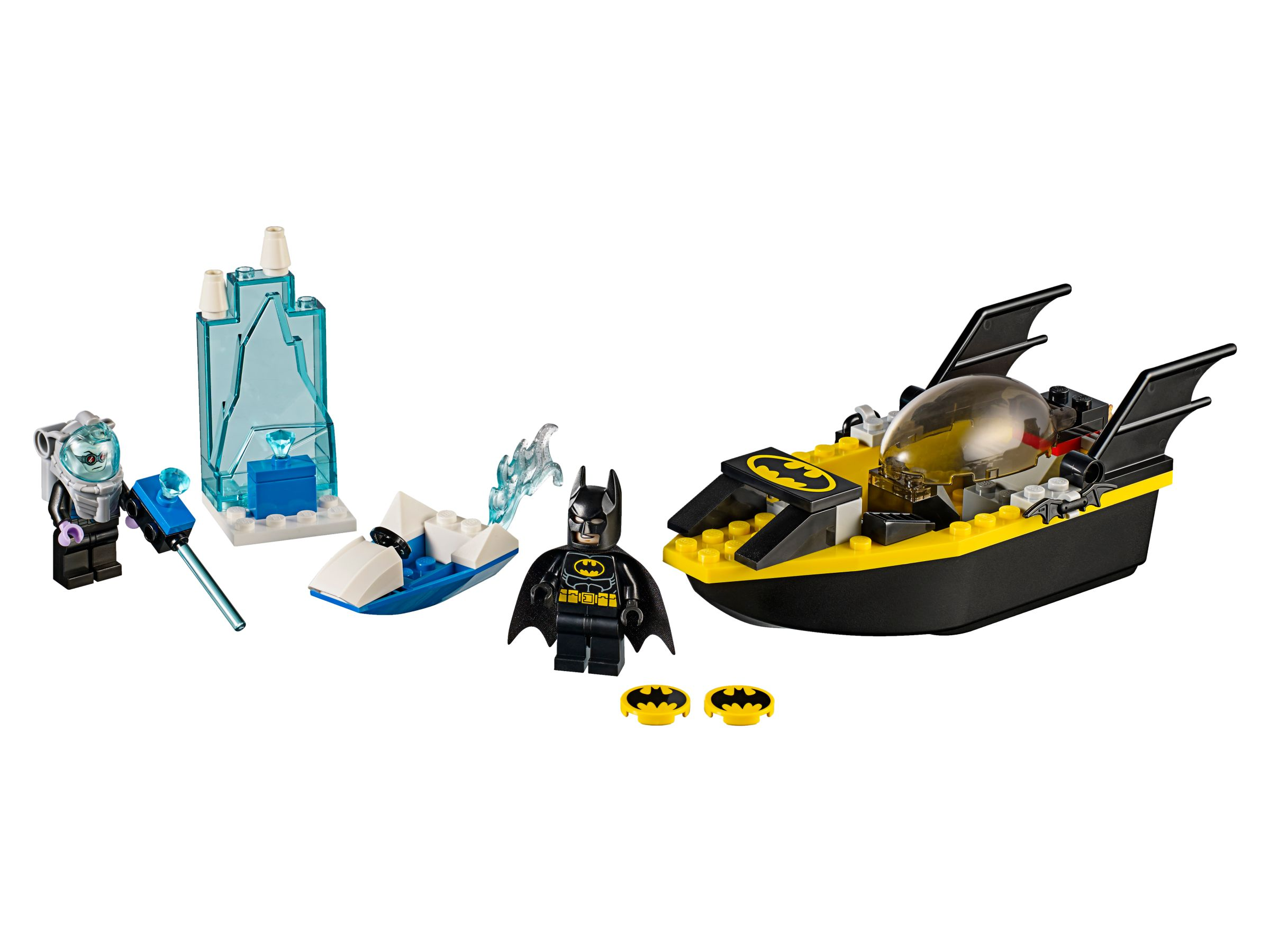 LEGO Juniors 10737 Batman™ gegen  Mr. Freeze™
