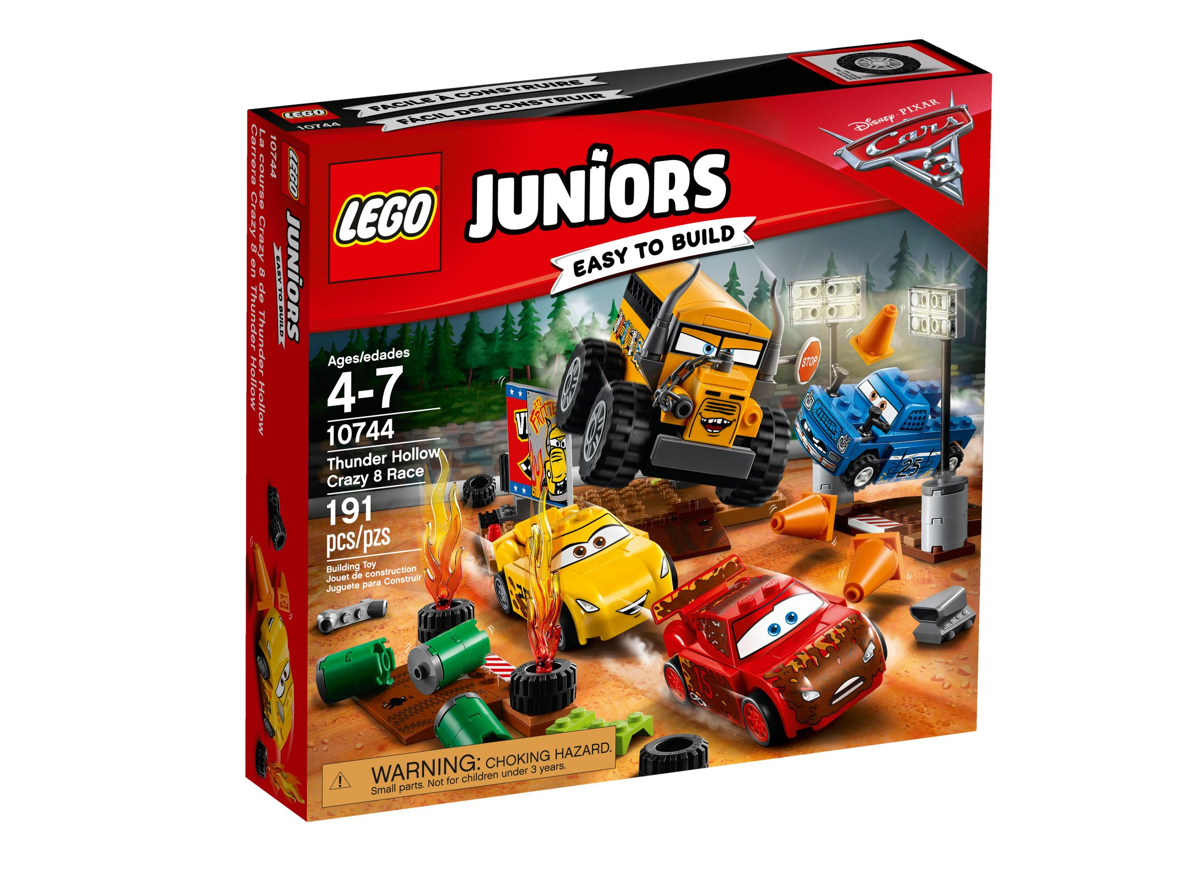 LEGO Juniors 10744 Crazy 8 Rennen in Thunder Hollow LEGO_10744_alt1.jpg