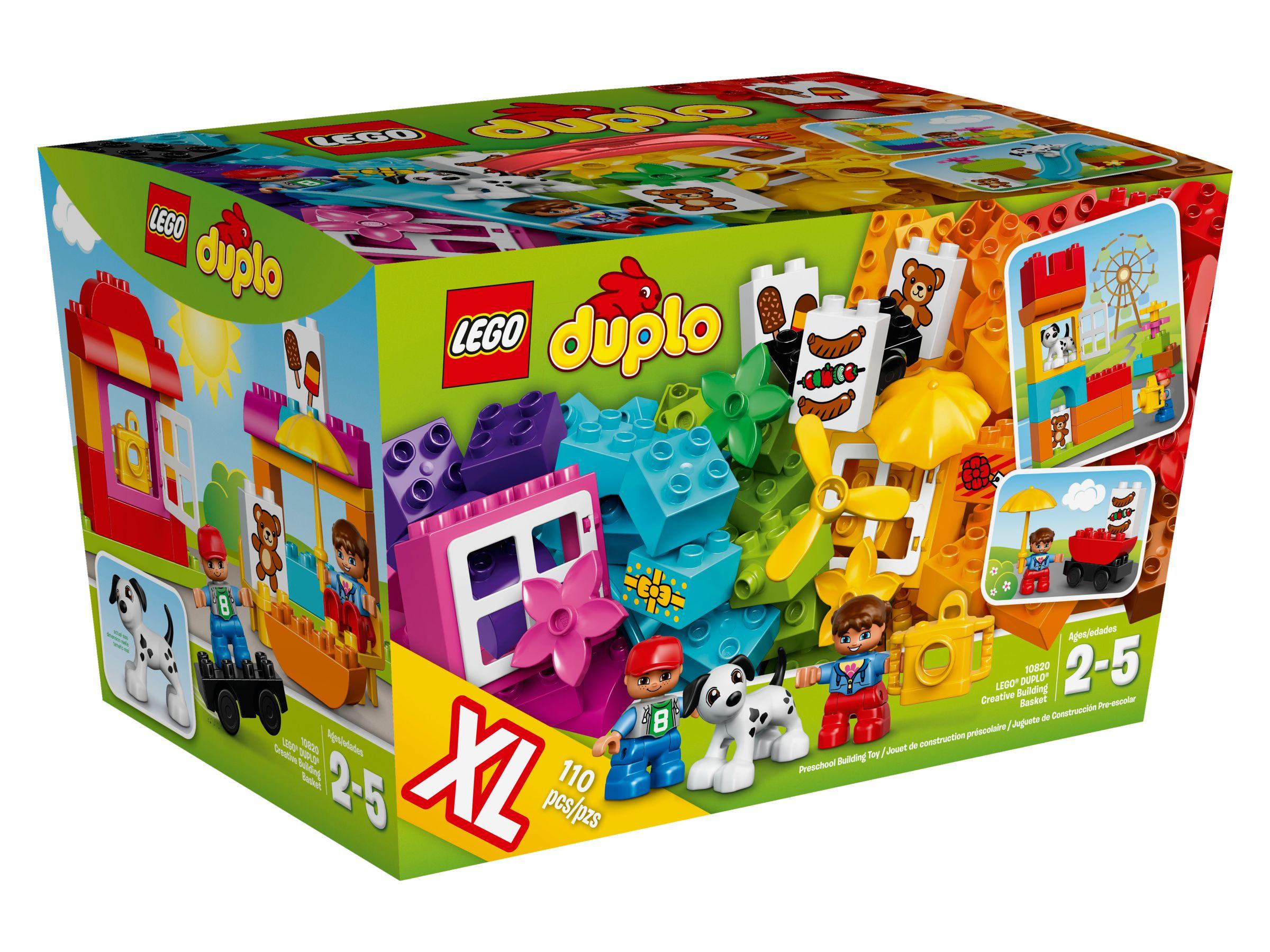 Лего дупло набор кубиков