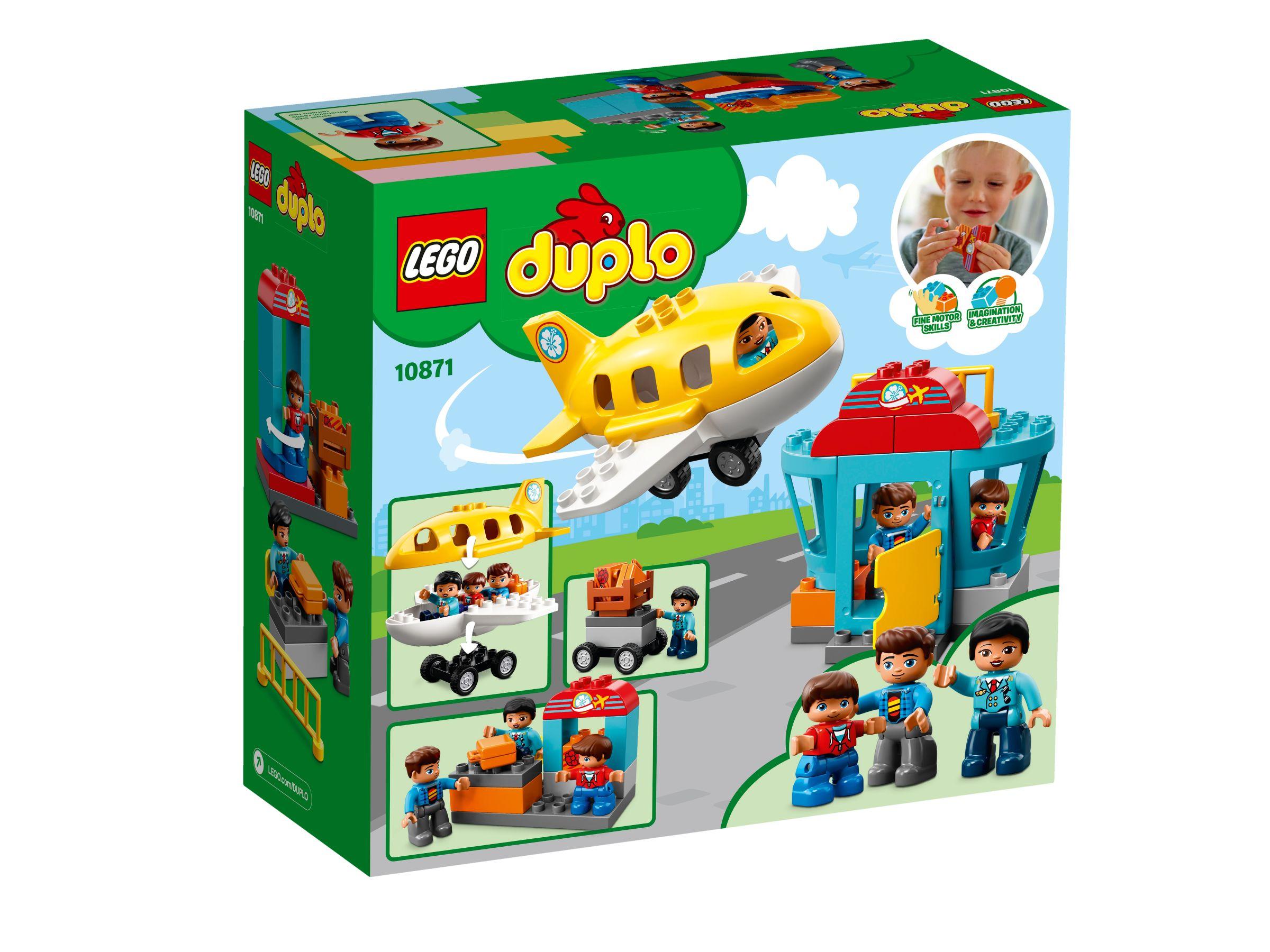 Lego Duplo 10871 Flughafen Ab 1599 36 Gespart Brickmerge