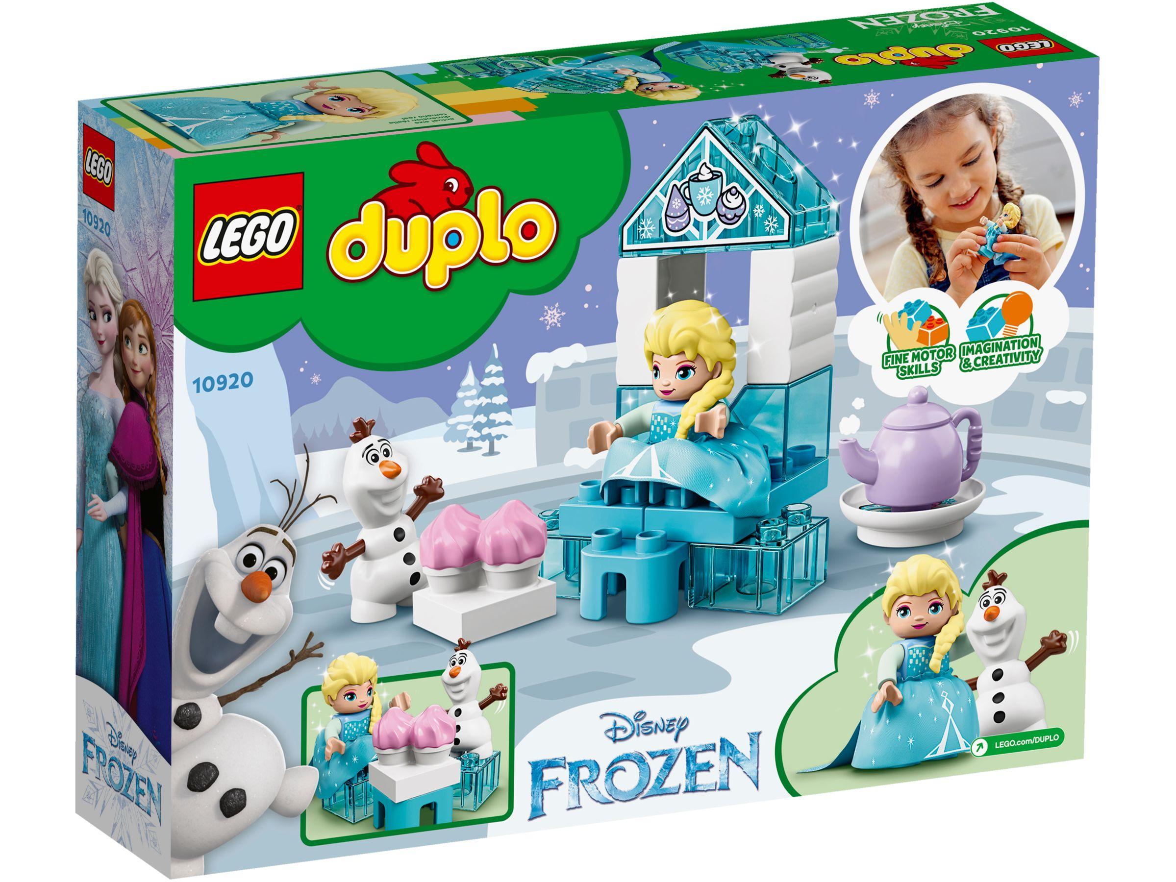 LEGO® DUPLO® 10920 Teeparty mit Elsa und Olaf