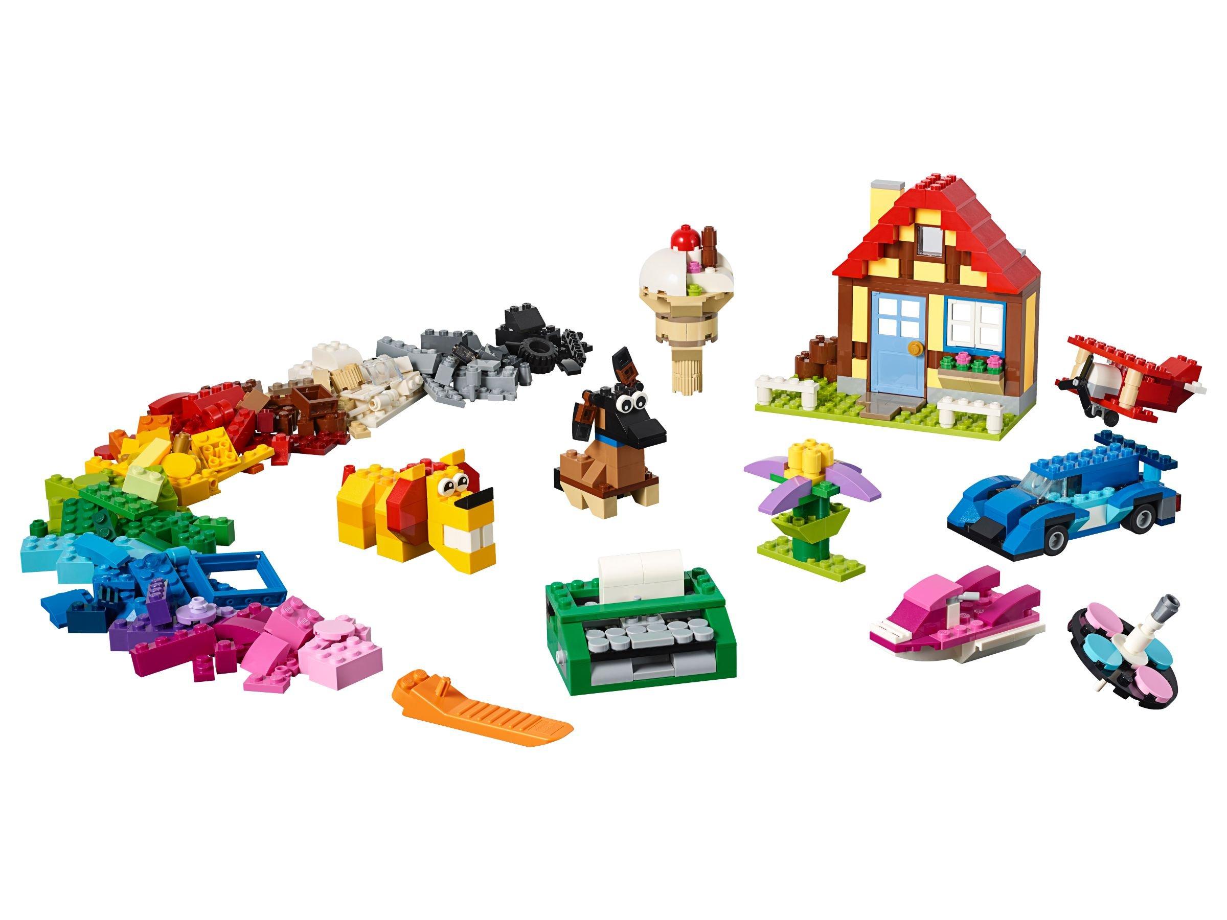 Lego Classic 11005 Lego Bausteine Kreativer Spielspaß Ab 2999