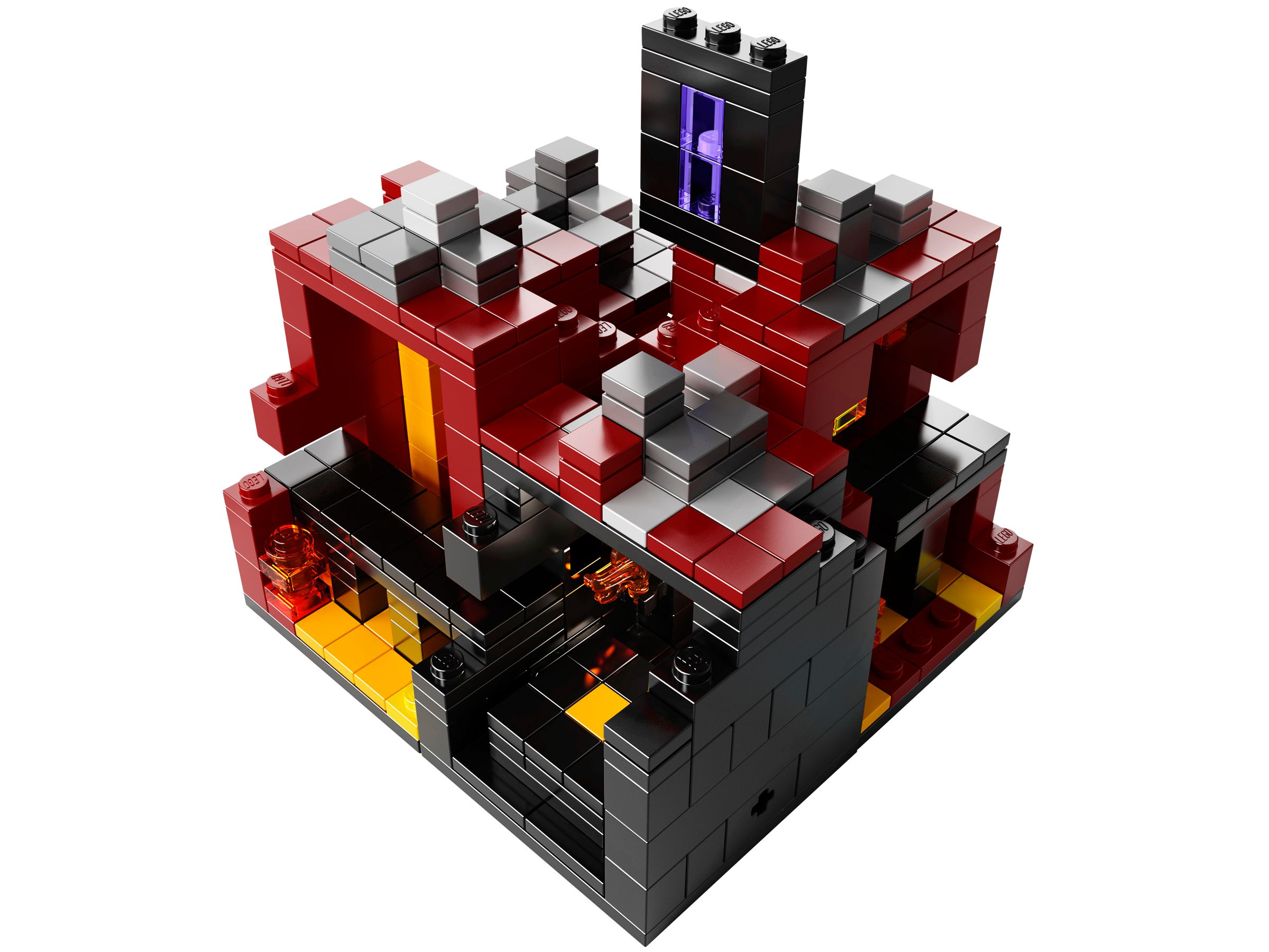LEGO Minecraft 21106 Micro World – The Nether LEGO_21106.jpg