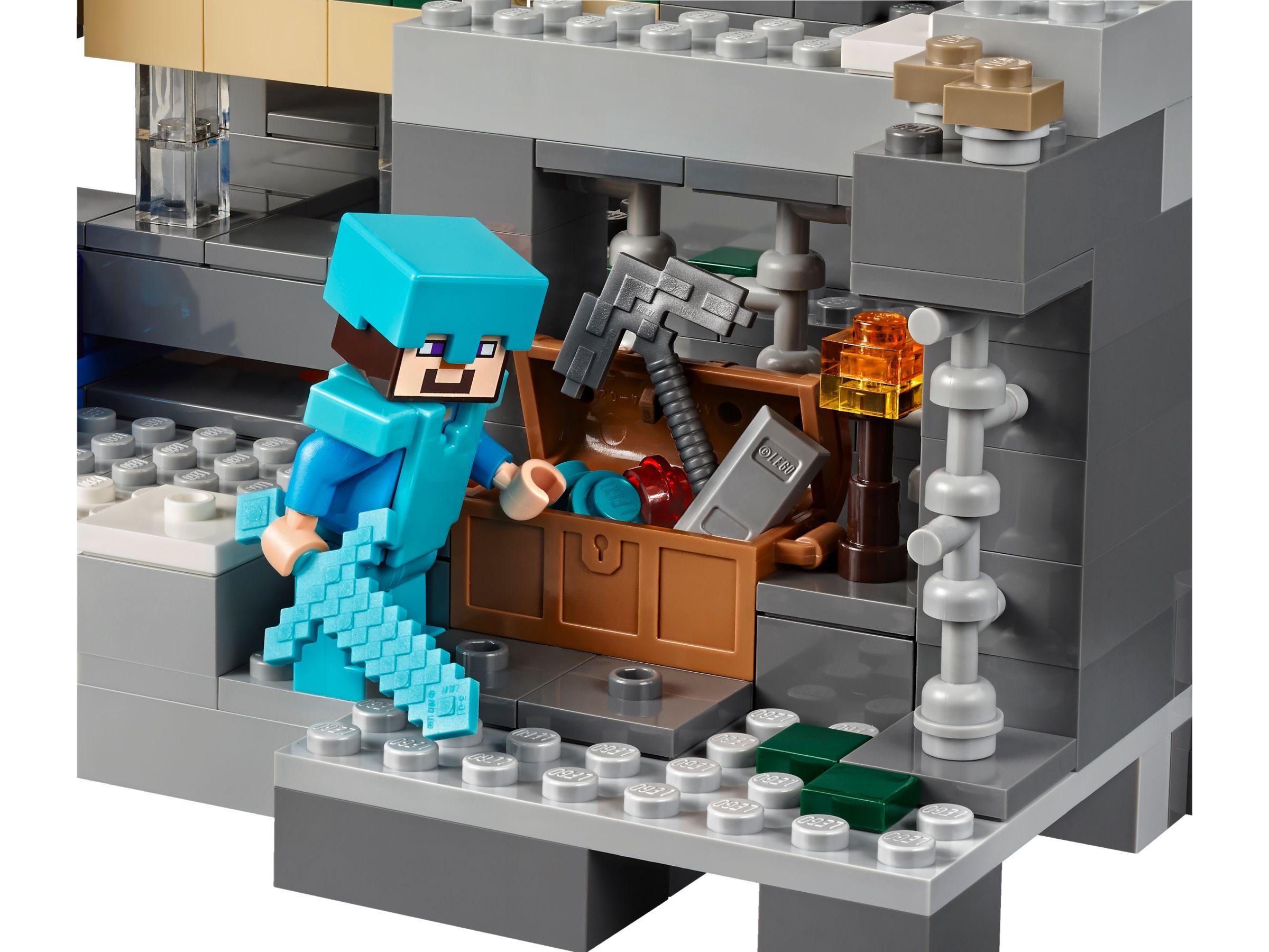Лего музыка майнкрафт