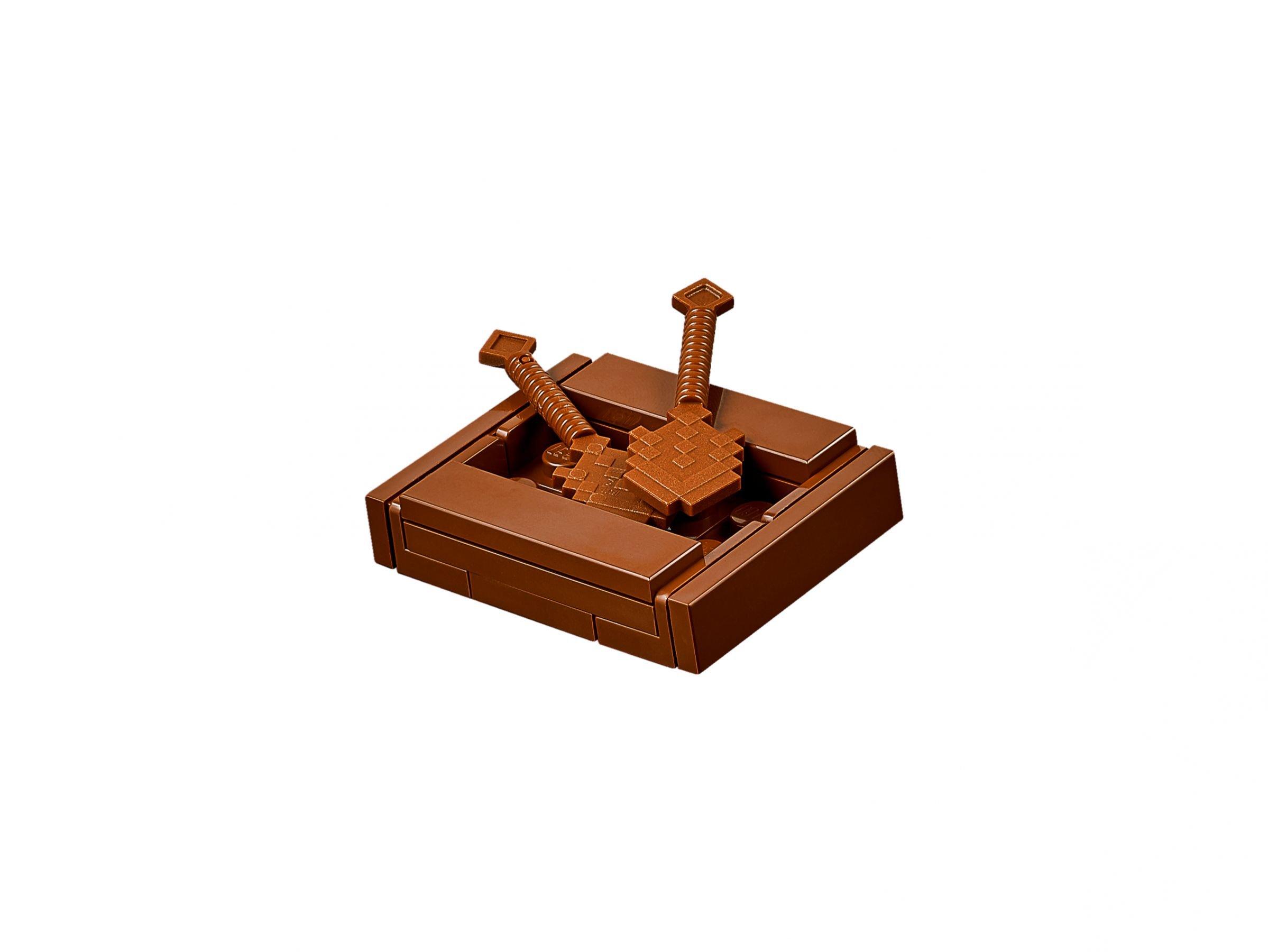 Lego 21133 Das Hexenhaus Minecraft 2017 Witch House Brickmerge The Hut Alt10
