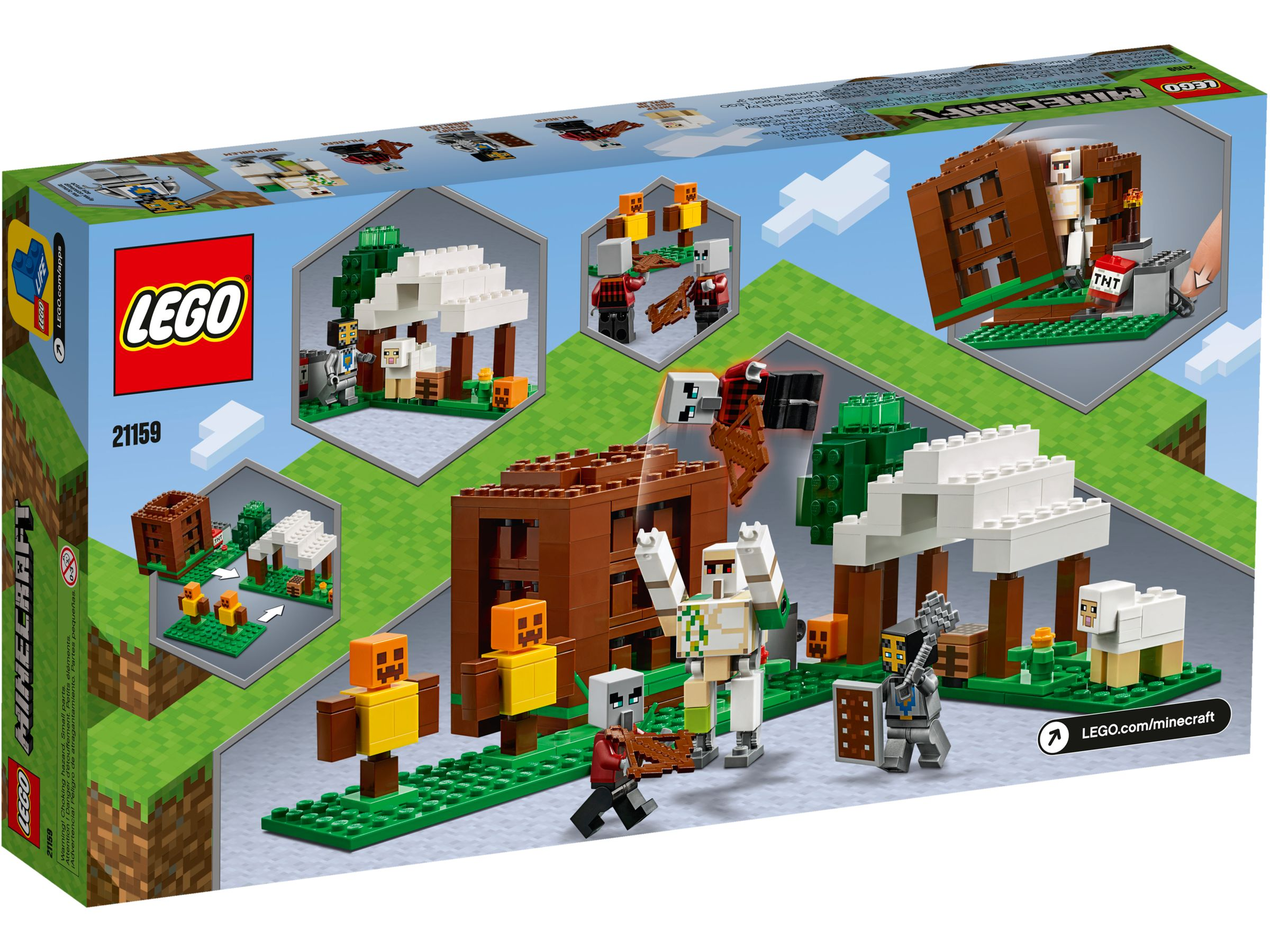LEGO Minecraft 21159 The Raider Outpost LEGO_21159_alt4.jpg