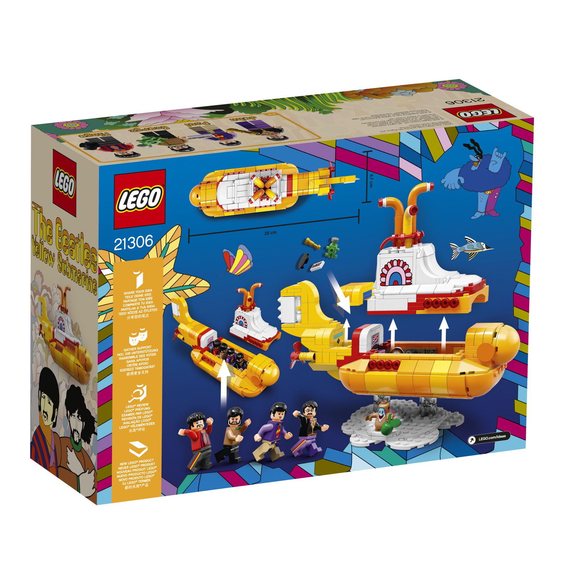 LEGO Ideas 21306 Yellow Submarine LEGO_21306_back.jpg