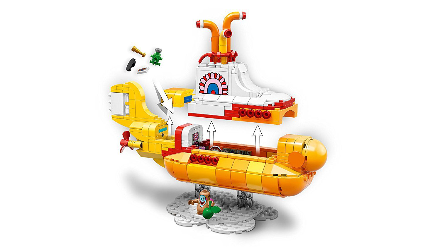 LEGO Ideas 21306 Yellow Submarine LEGO_21306_open.jpg