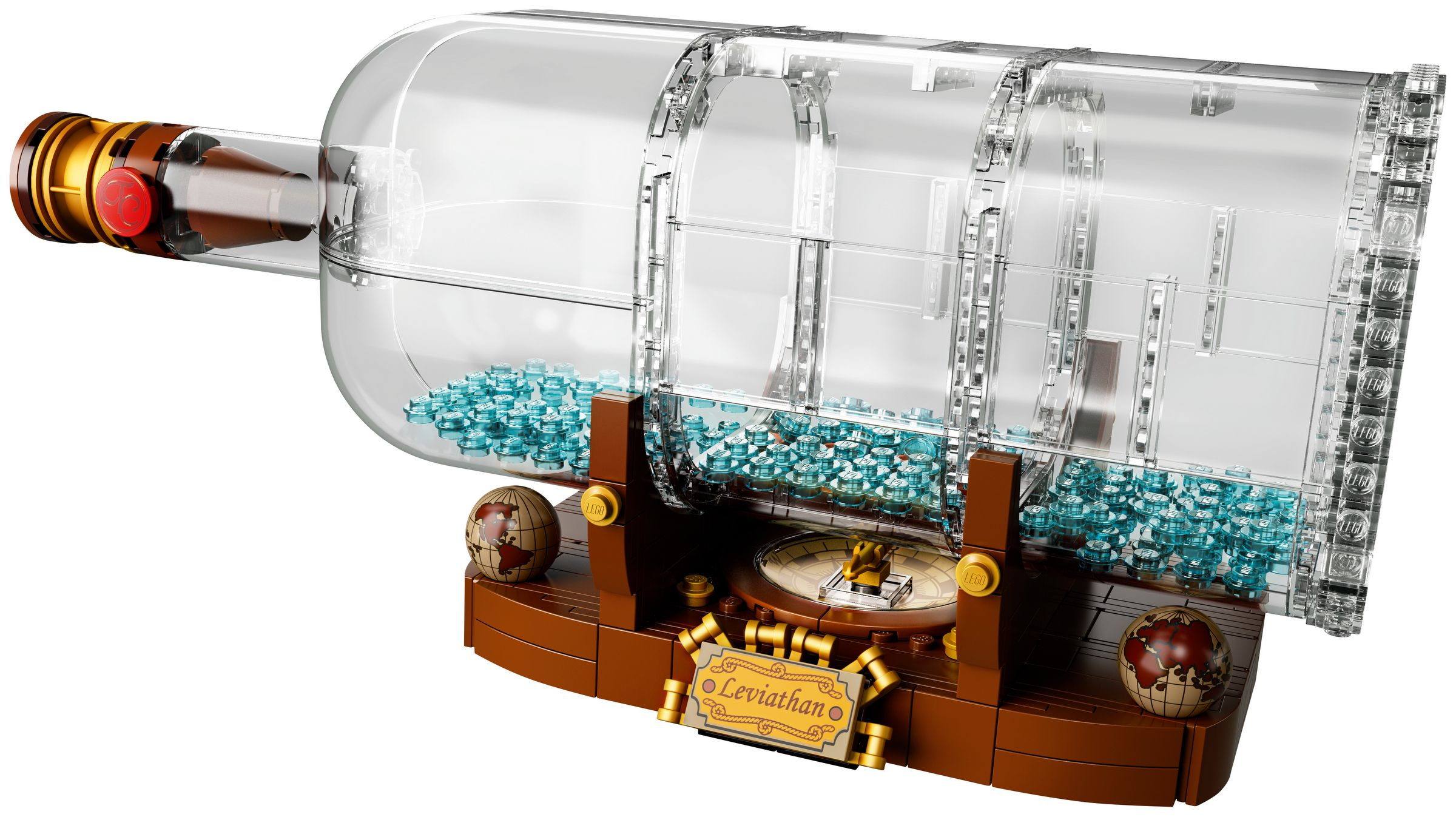 lego 21313 schiff in der flasche ideas 2018 ab 61 69 ship in a bottle brickmerge. Black Bedroom Furniture Sets. Home Design Ideas