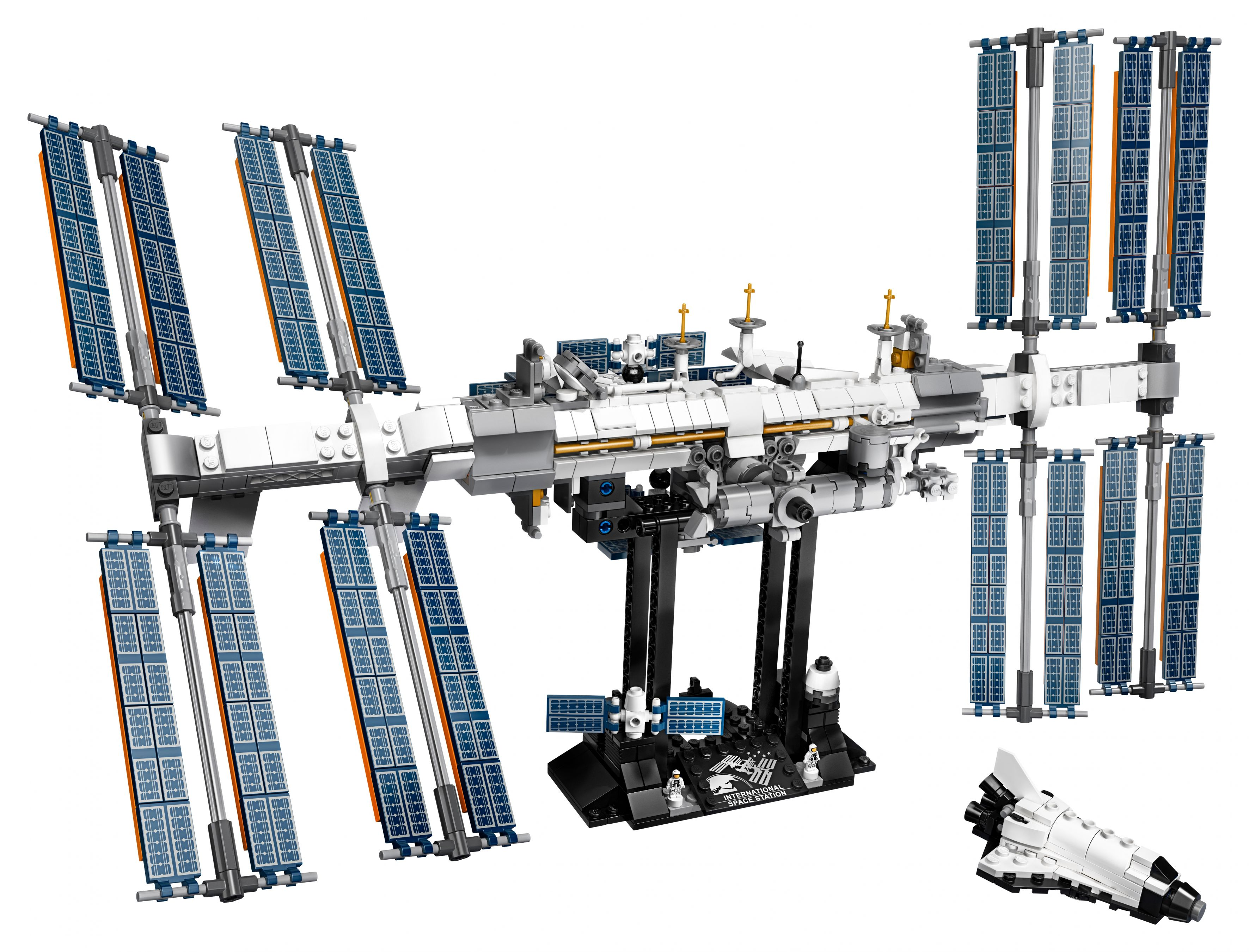 LEGO Ideas 21321 Internationale Raumstation