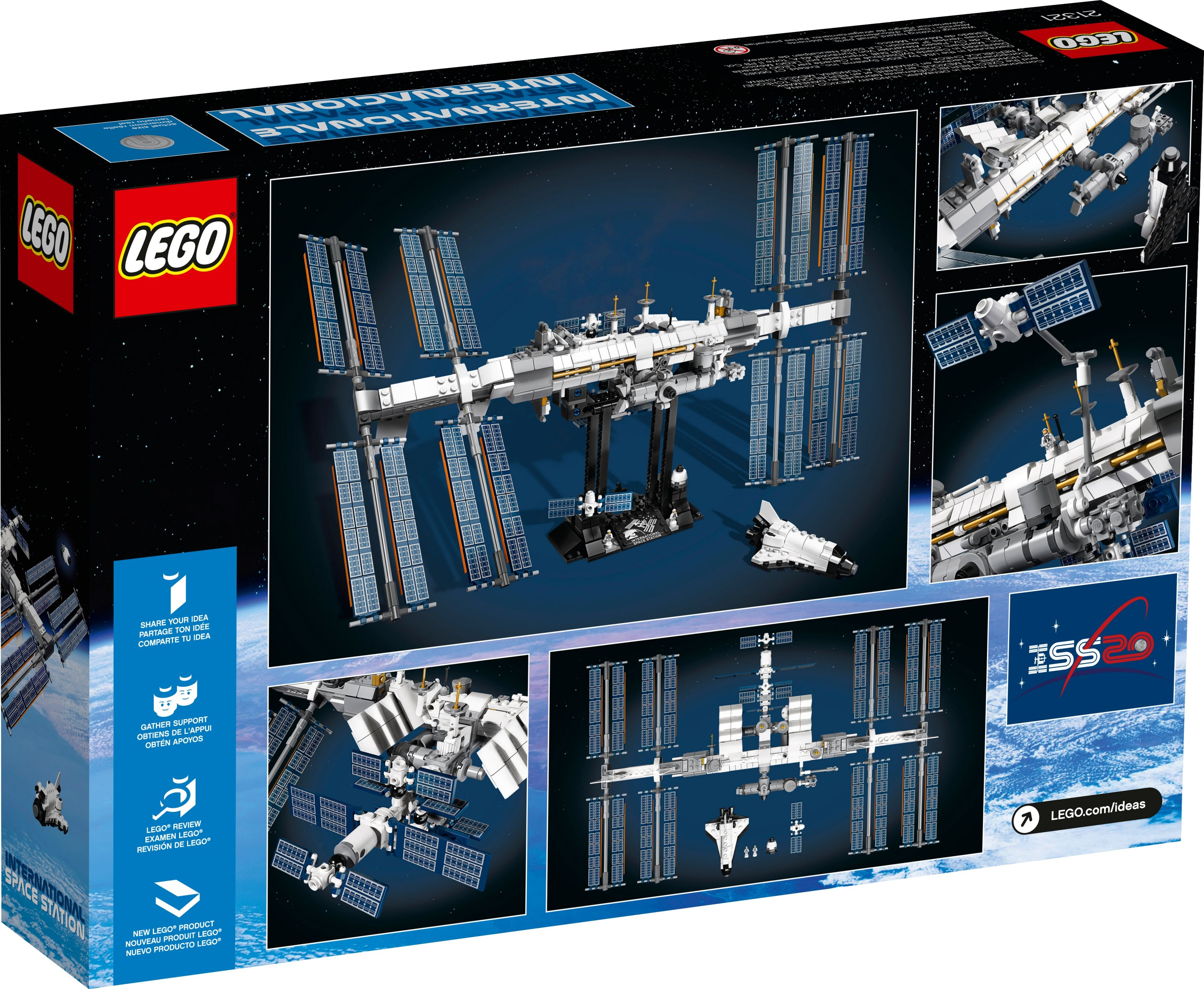 LEGO Ideas 21321 Internationale Raumstation LEGO_21321_alt8.jpg