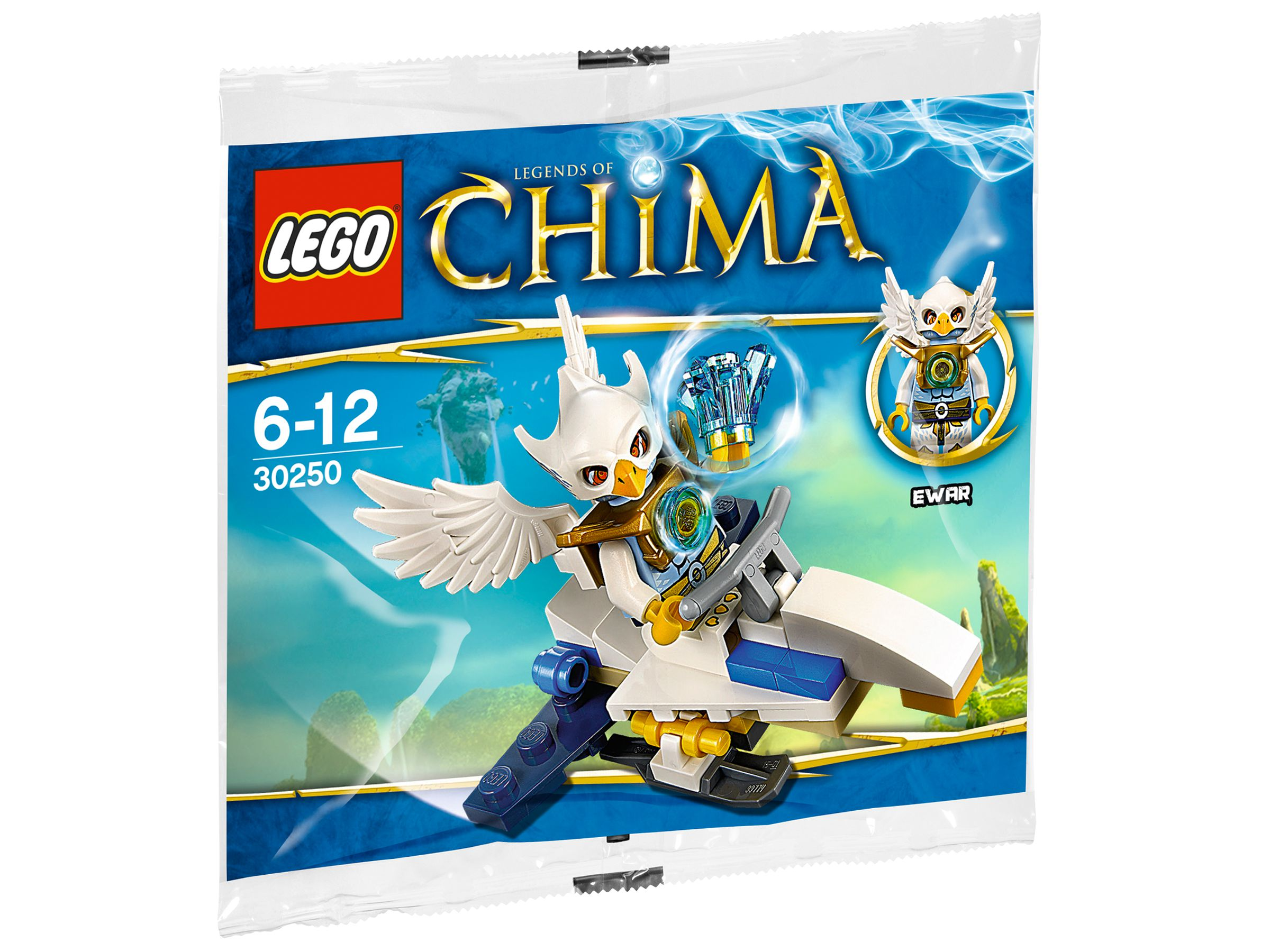 LEGO Legends Of Chima 30250 CHIMA Ewar's Acro-Fighter LEGO_30250_alt1.jpg