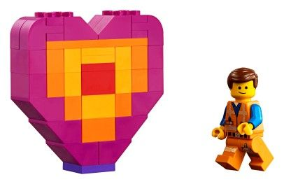 LEGO The LEGO Movie 2 30340 Emmet's Piece Offering
