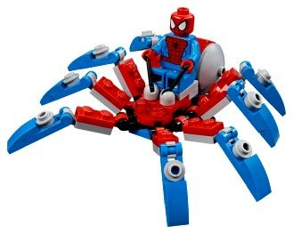 LEGO Super Heroes 30451 Spider-Mans Mini-Spinnenkrabbler