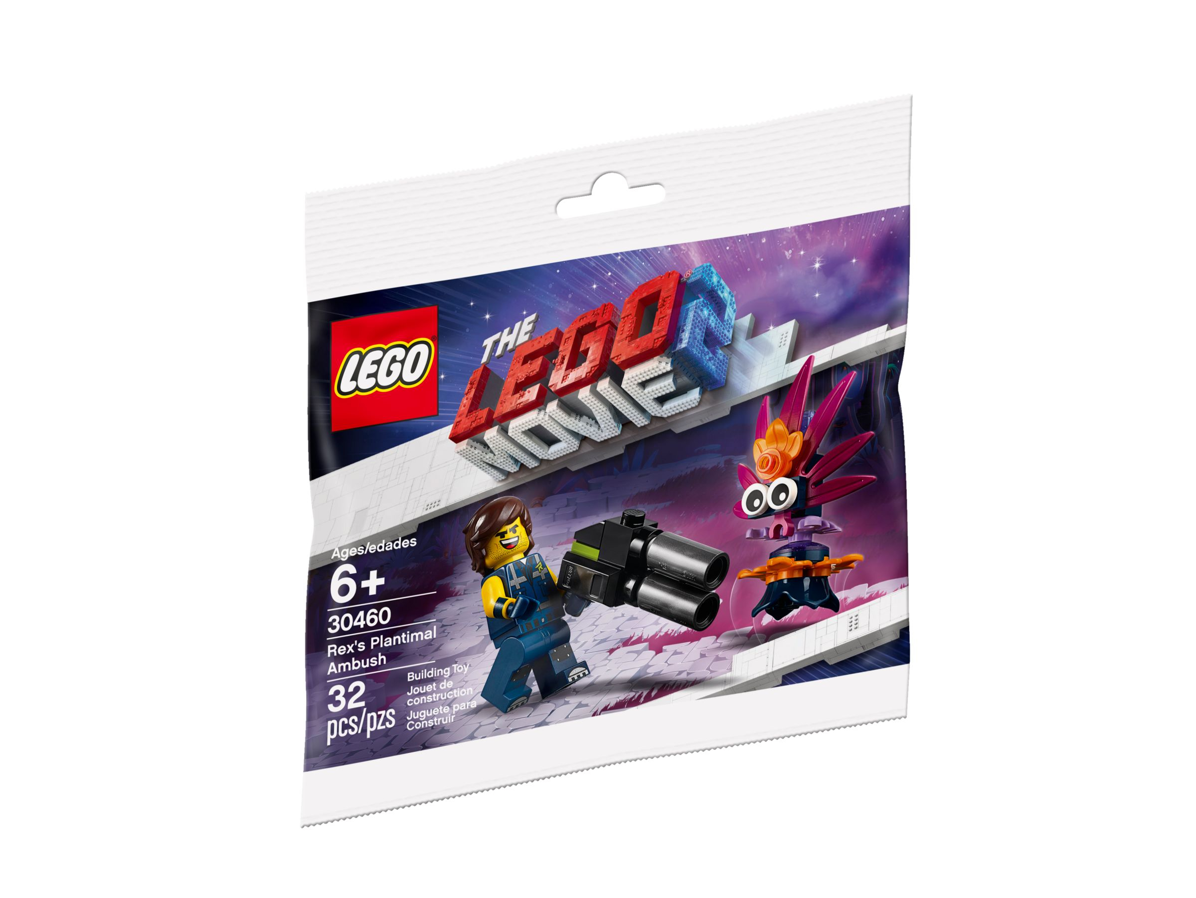 LEGO The LEGO Movie 2 30460 Rex' Hinterhalt LEGO_30460_alt1.jpg