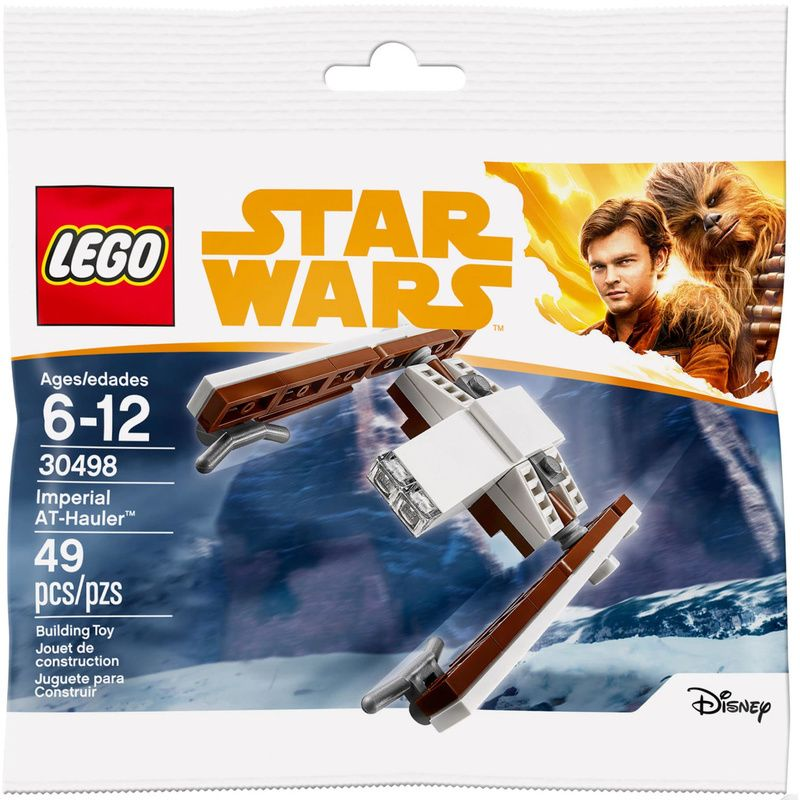 LEGO Star Wars 30498 LEGO 30498 Star Wars Imperial AT-Hauler Polybag