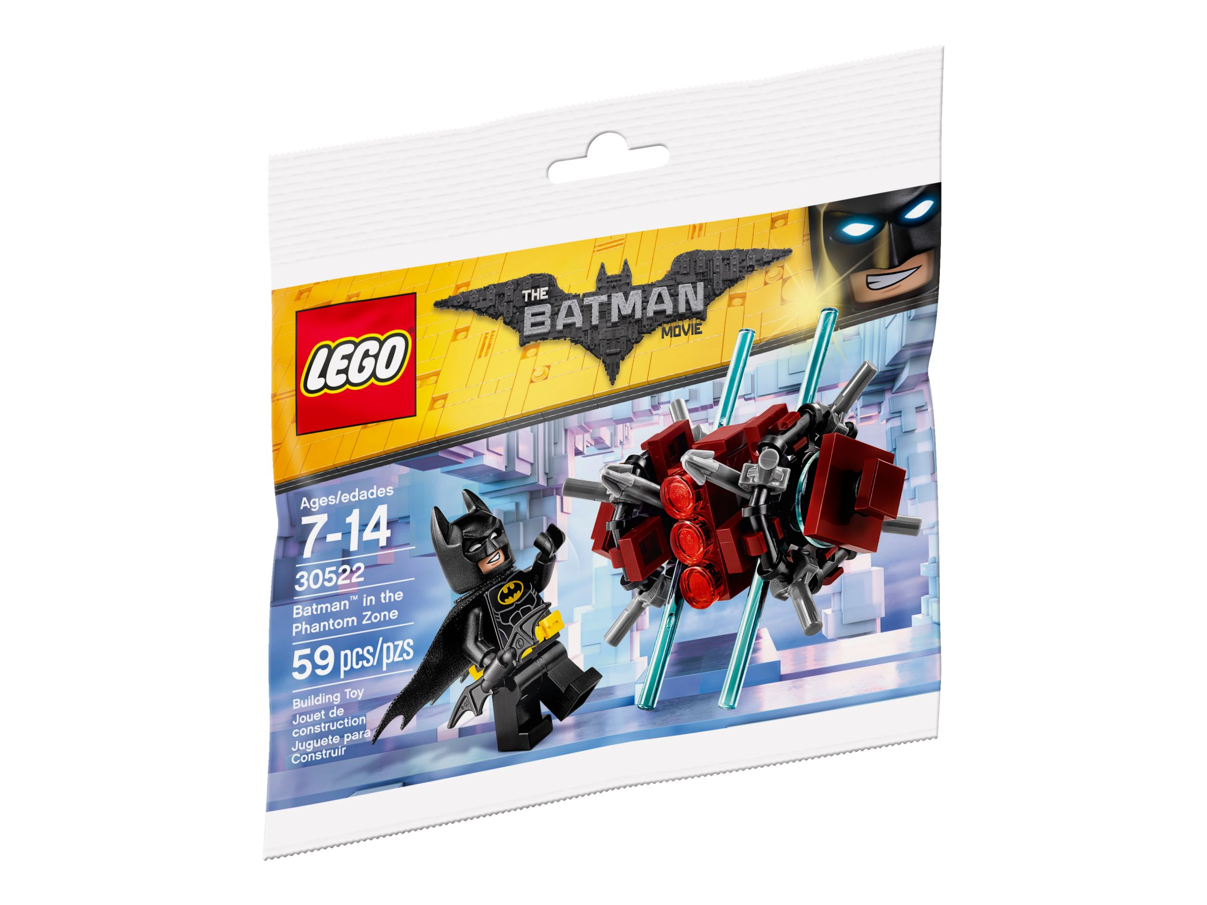 LEGO The LEGO Batman Movie 30522 Batman™ in der Phantom Zone LEGO_30522_alt1.jpg