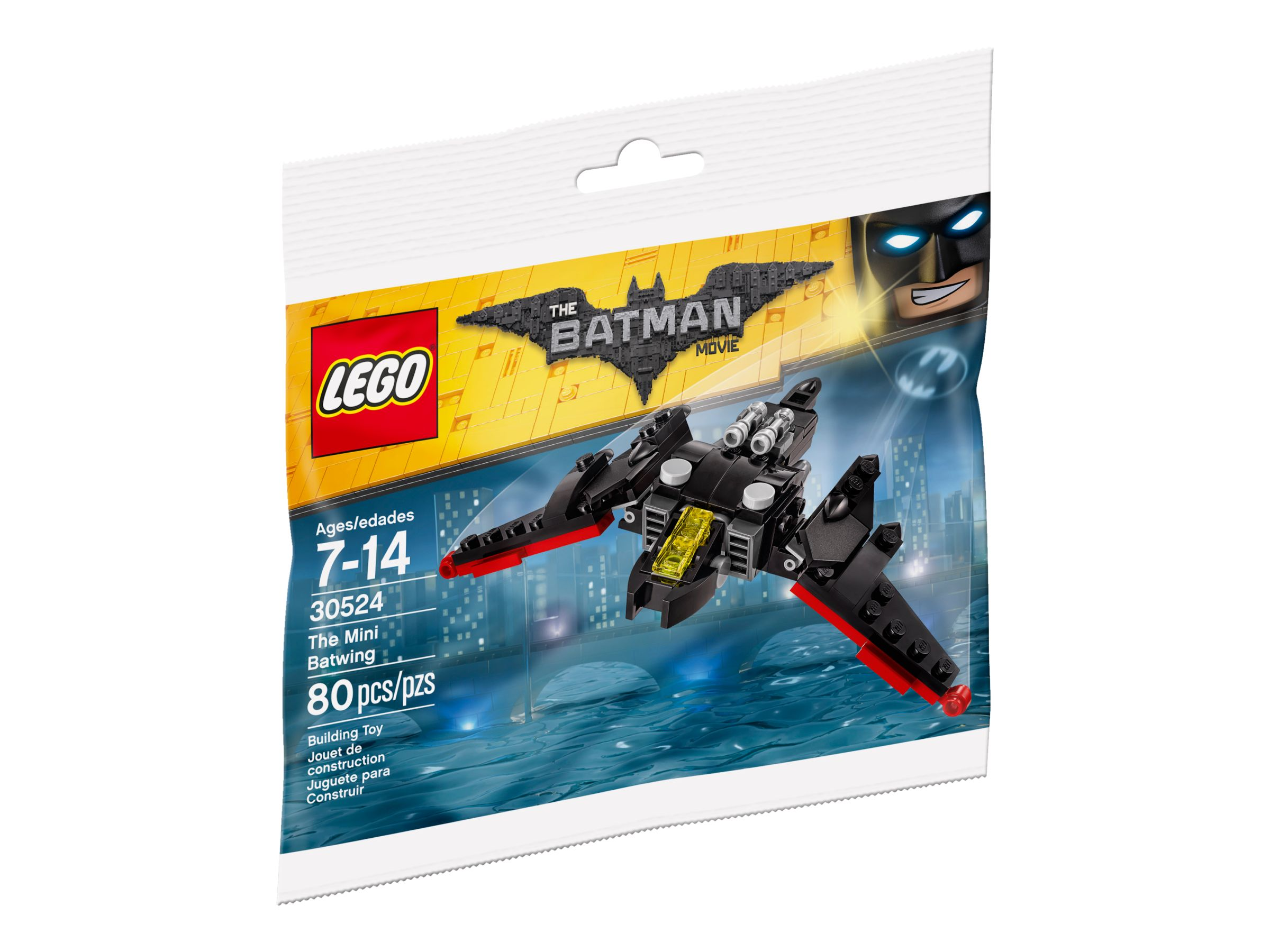 LEGO The LEGO Batman Movie 30524 Polybag LEGO THE BATMAN MOVIE - Das Mini-Batwing LEGO_30524_alt1.jpg