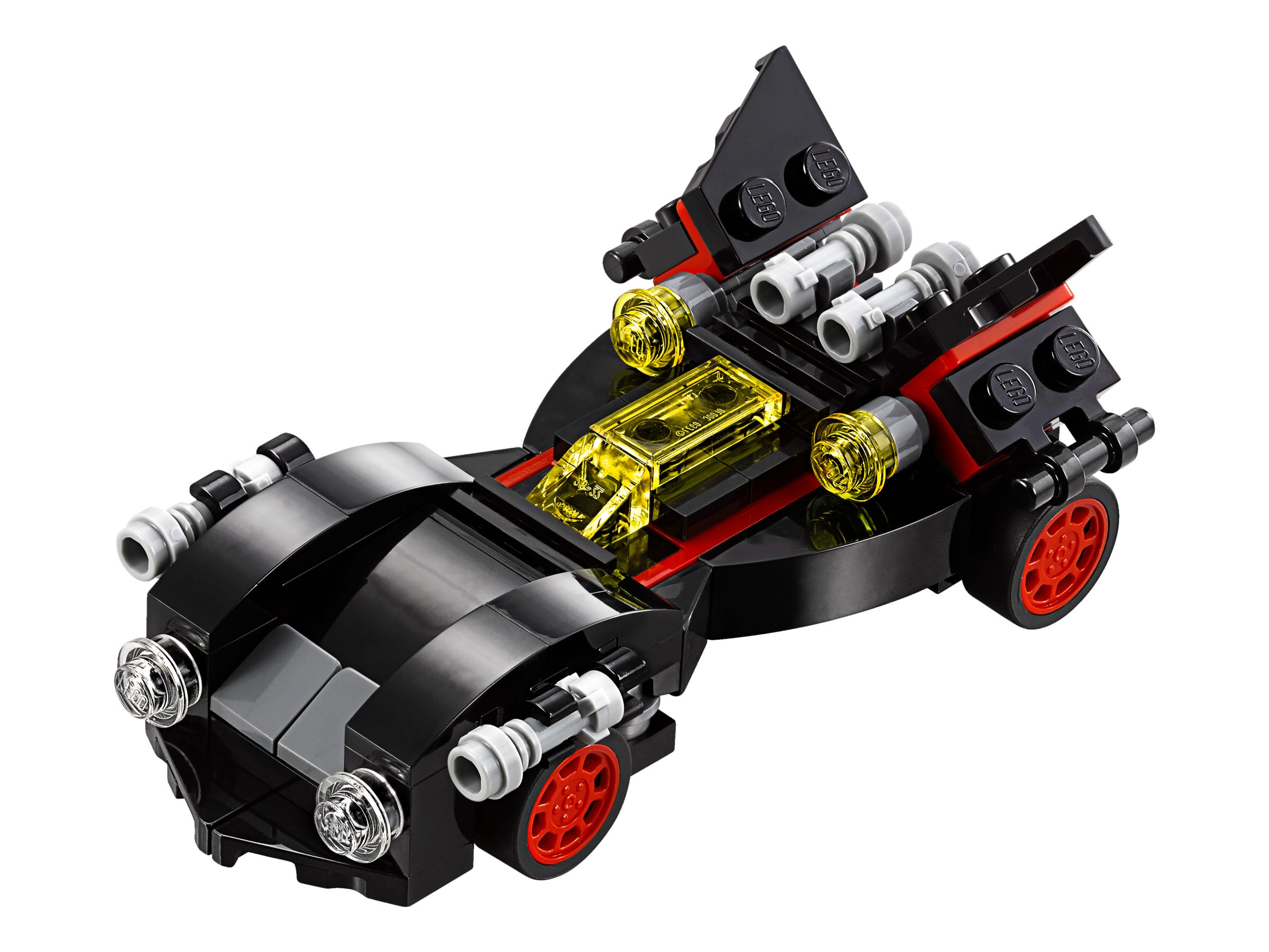 LEGO The LEGO Batman Movie 30526 LEGO 30526 The Mini Ultimate Batmobile Polybag LEGO_30526.jpg