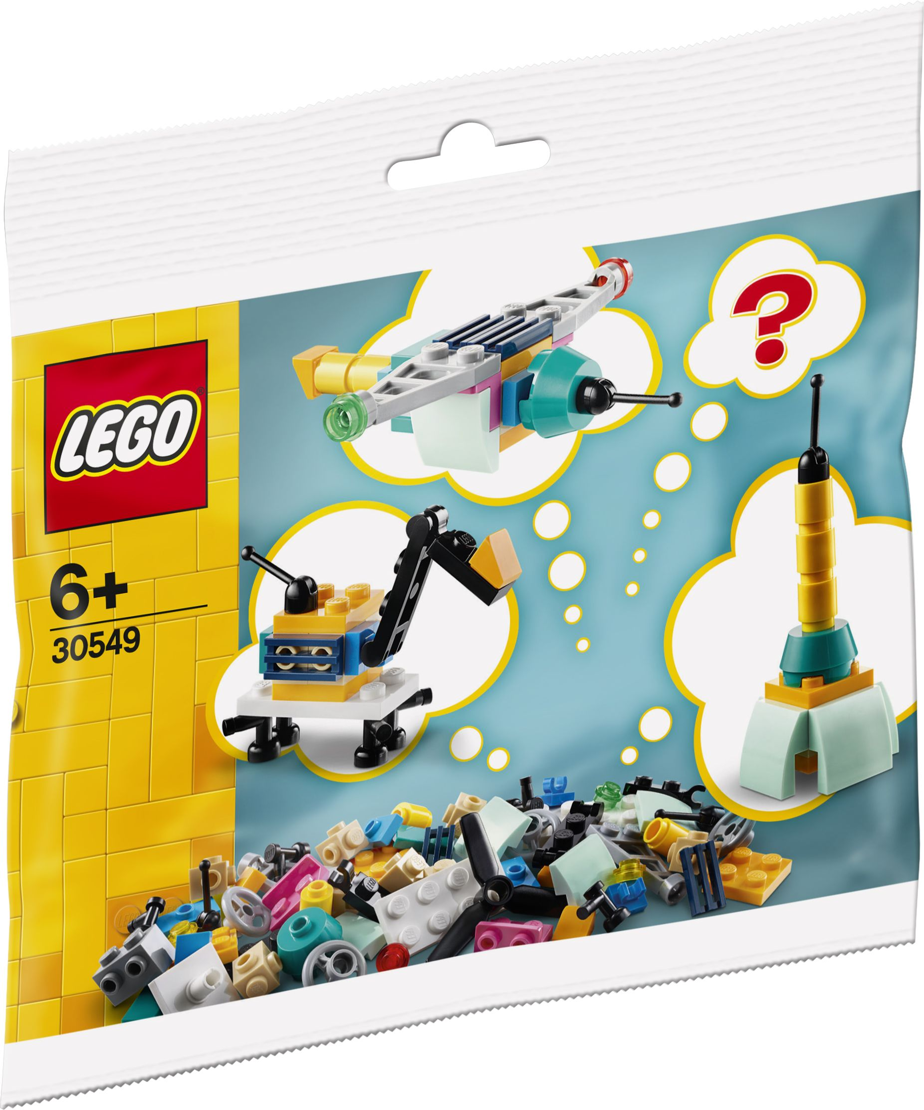 LEGO Creator 30549 Build Your Own Vehicles - Make it Yours