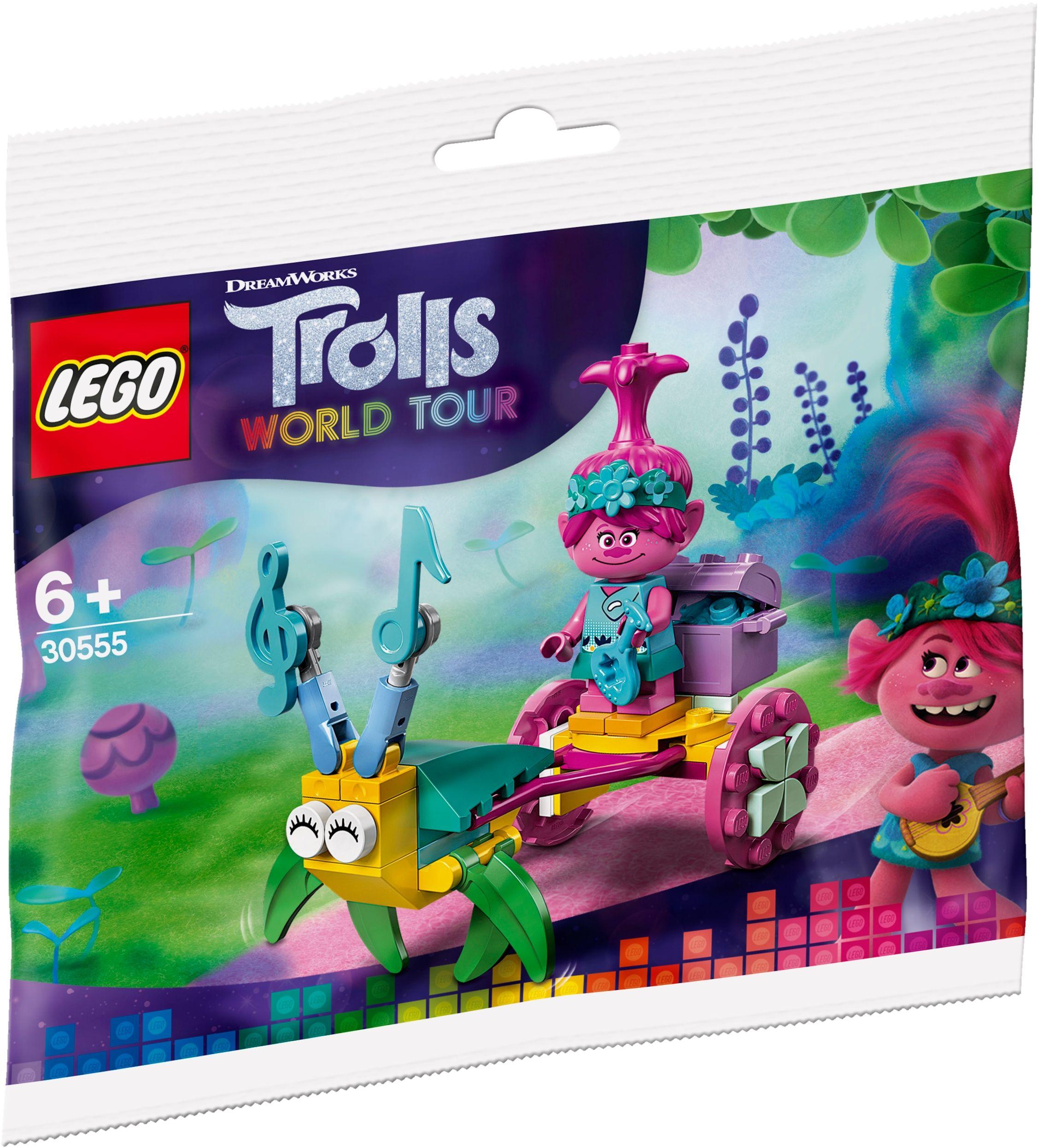 LEGO® Trolls World Tour 30555 Poppys Kutsche