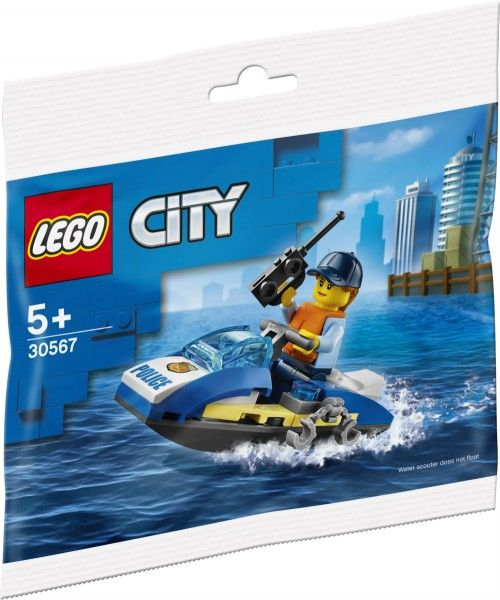 LEGO Miscellaneous 30567 Polizei Jetski
