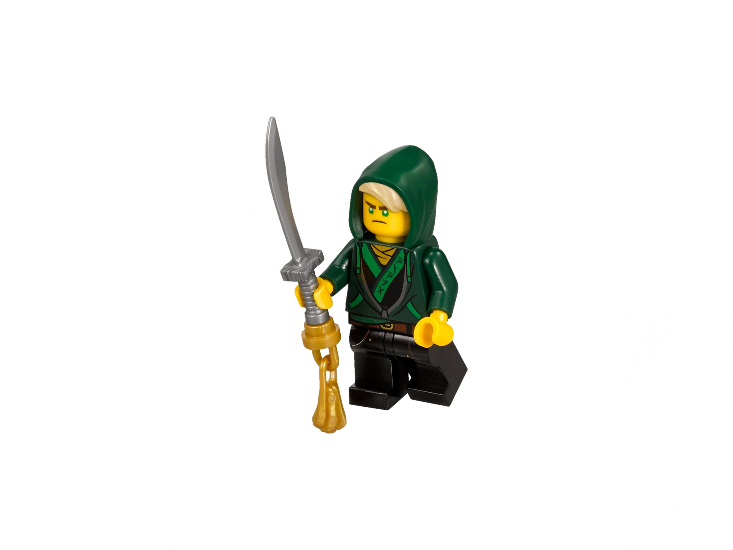 LEGO The LEGO Ninjago Movie 30609 LEGO® NINJAGO® Minifigur Lloyd
