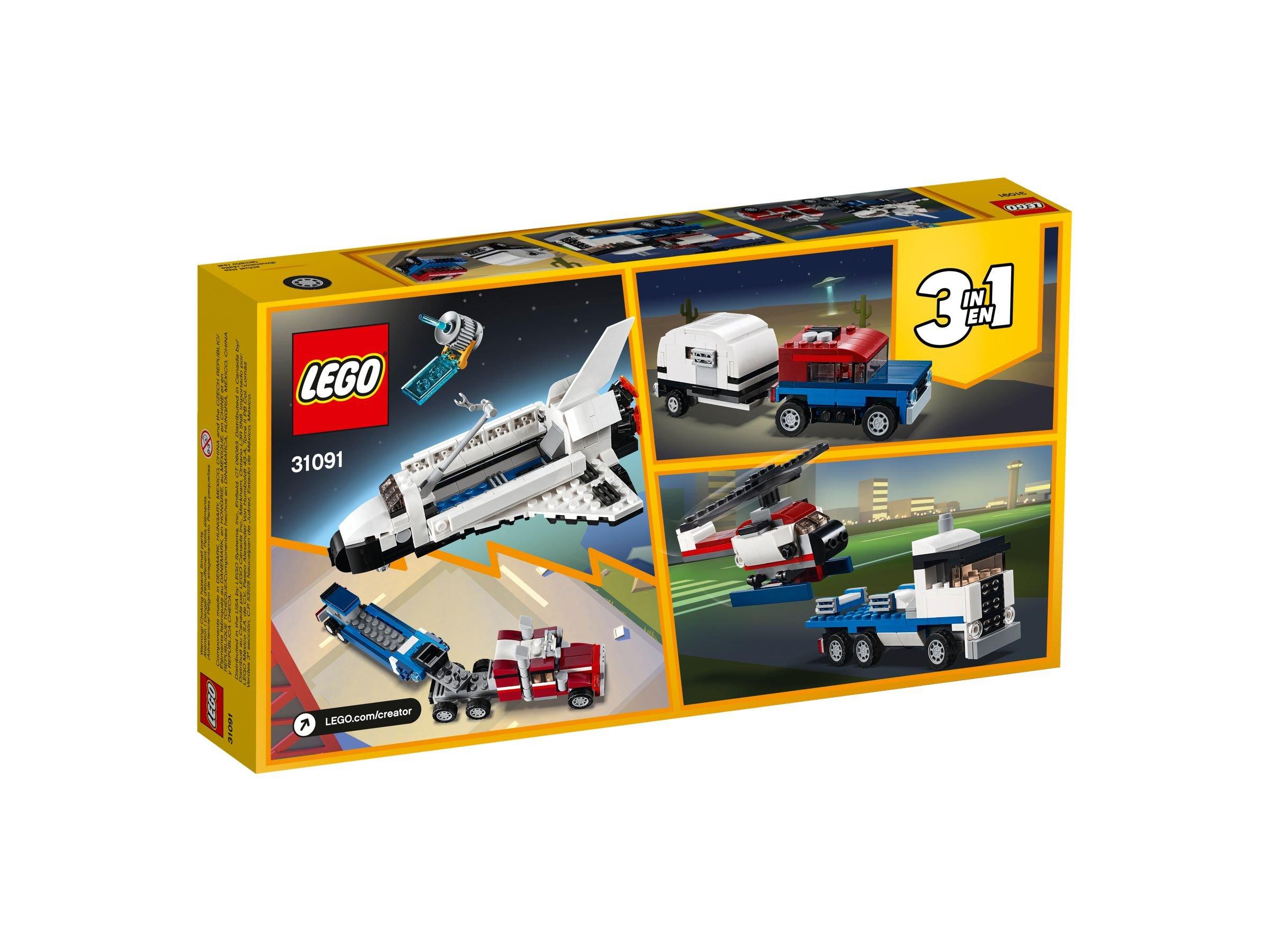 lego space shuttle alt bauanleitung - photo #26
