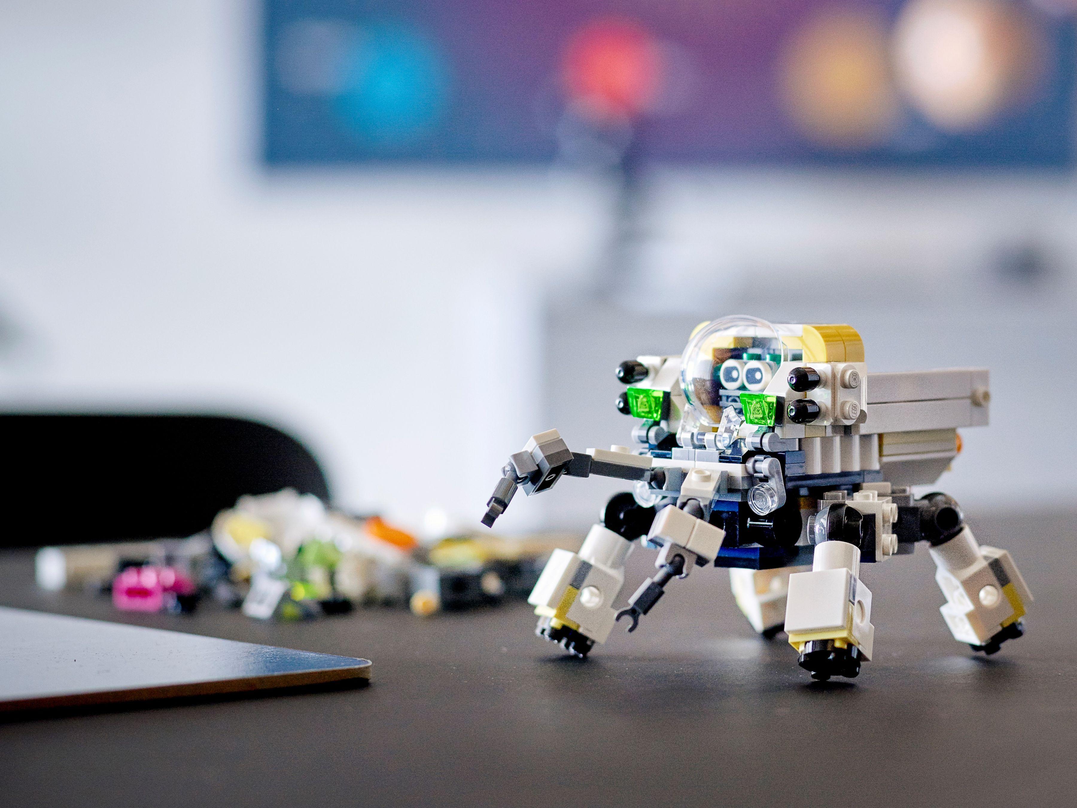 Lego Creator Weltraum Mech 31115 2021 Ab 18 39 26 Gespart Stand 11 03 2021 Lego Preisvergleich Brickmerge De