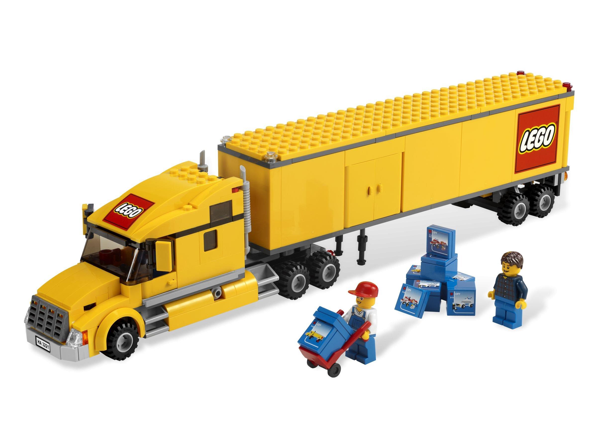 Lego City Lkw
