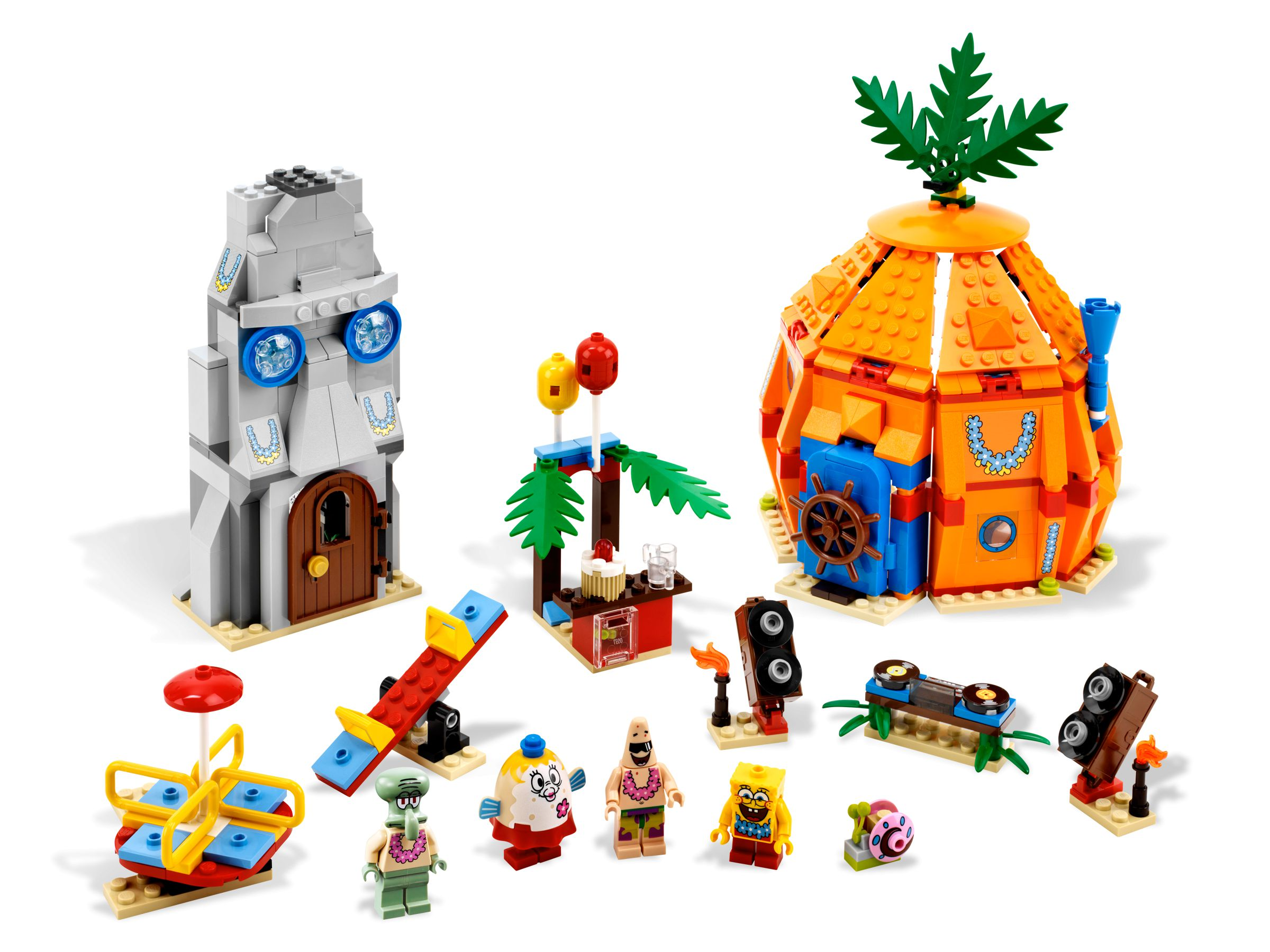 LEGO SpongeBob SquarePants 3818 Bikini Bottom Undersea Party LEGO_3818.jpg