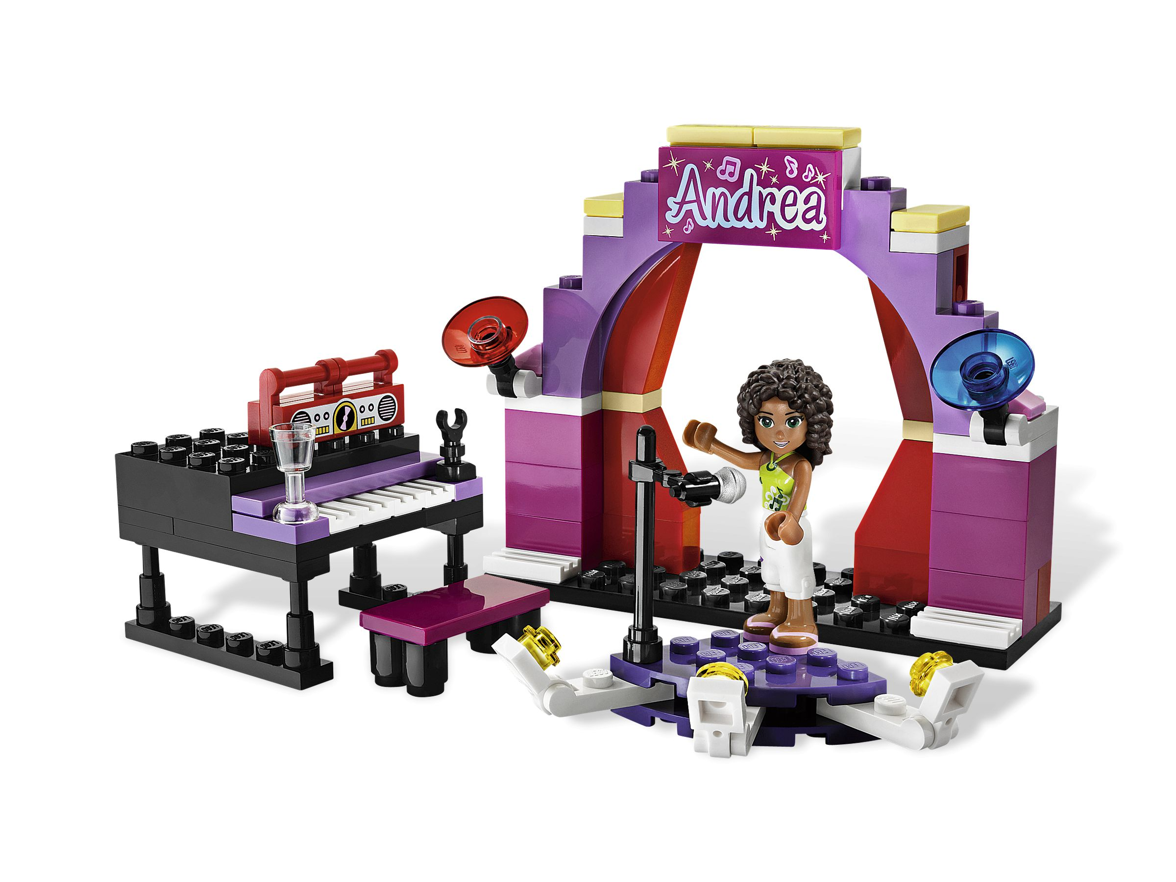 LEGO Friends 3932 Andrea's Stage LEGO_3932.jpg