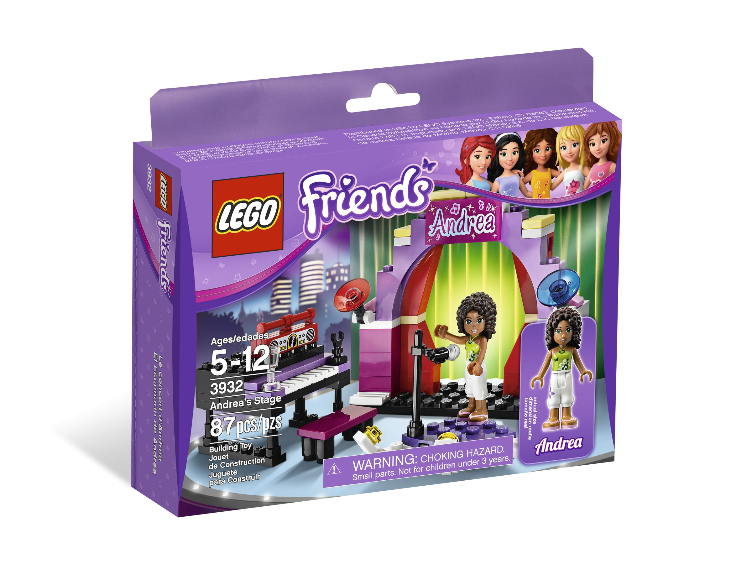 LEGO Friends 3932 Andrea's Stage LEGO_3932_alt1.jpg