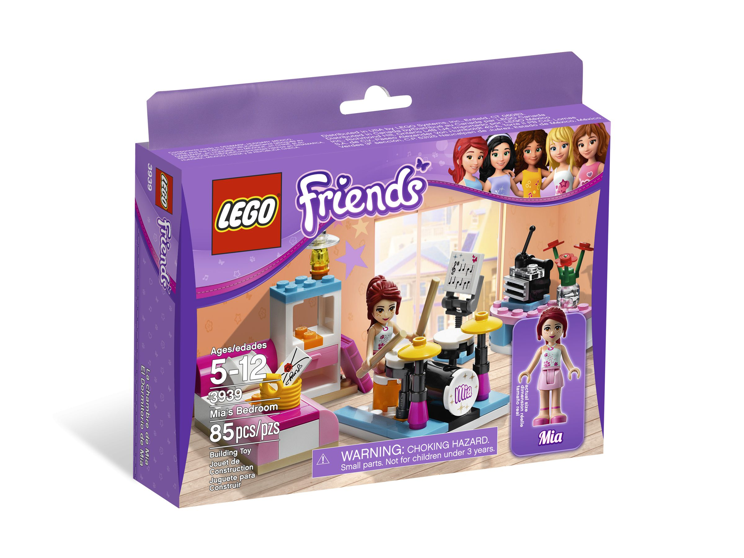 LEGO Friends 3939 Mia's Bedroom LEGO_3939_alt1.jpg