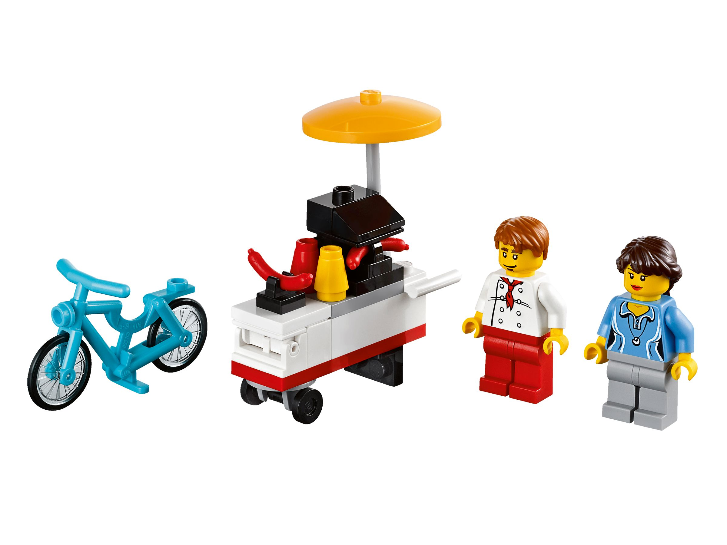 LEGO Creator 40078 Hot Dog Stand Exclusive 2013 LEGO_40078.jpg