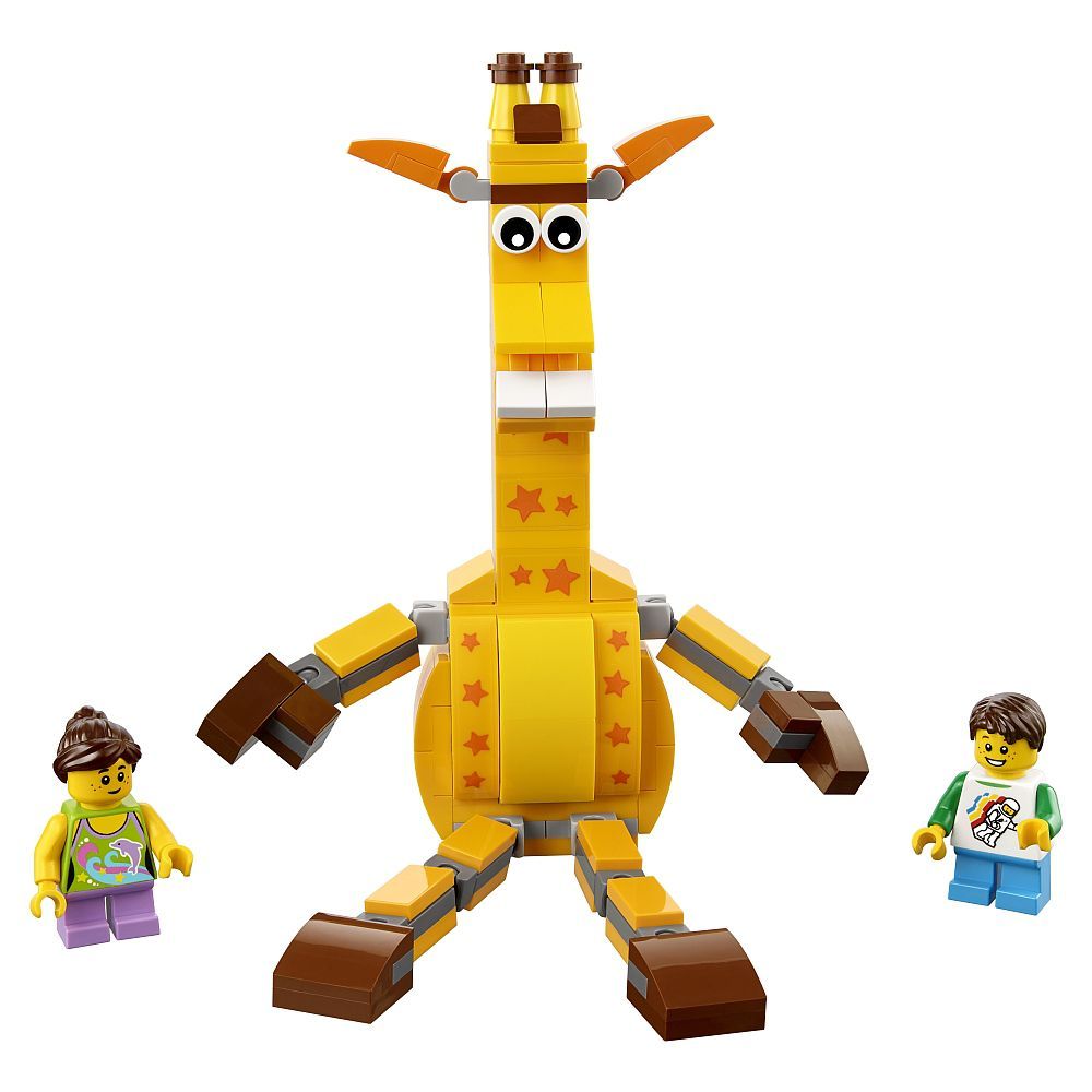 LEGO Miscellaneous 40228 Geoffrey & Friends