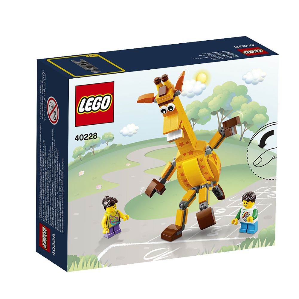 LEGO Miscellaneous 40228 Geoffrey & Friends LEGO_40228_back.jpg