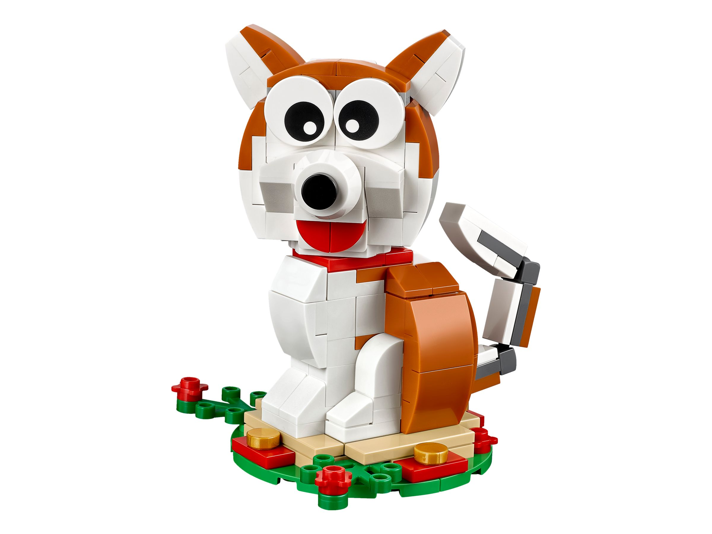 LEGO Miscellaneous 40235 Year of the Dog